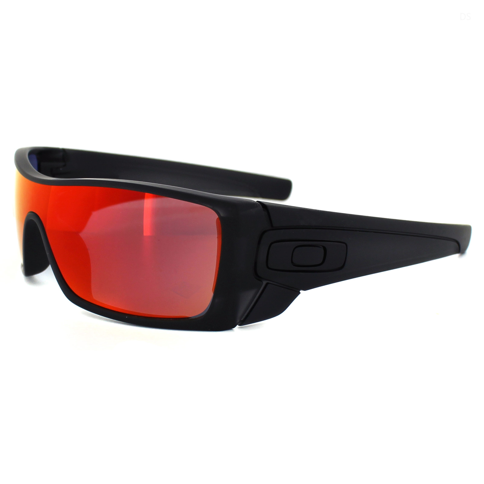 black oakley sunglasses batwolf
