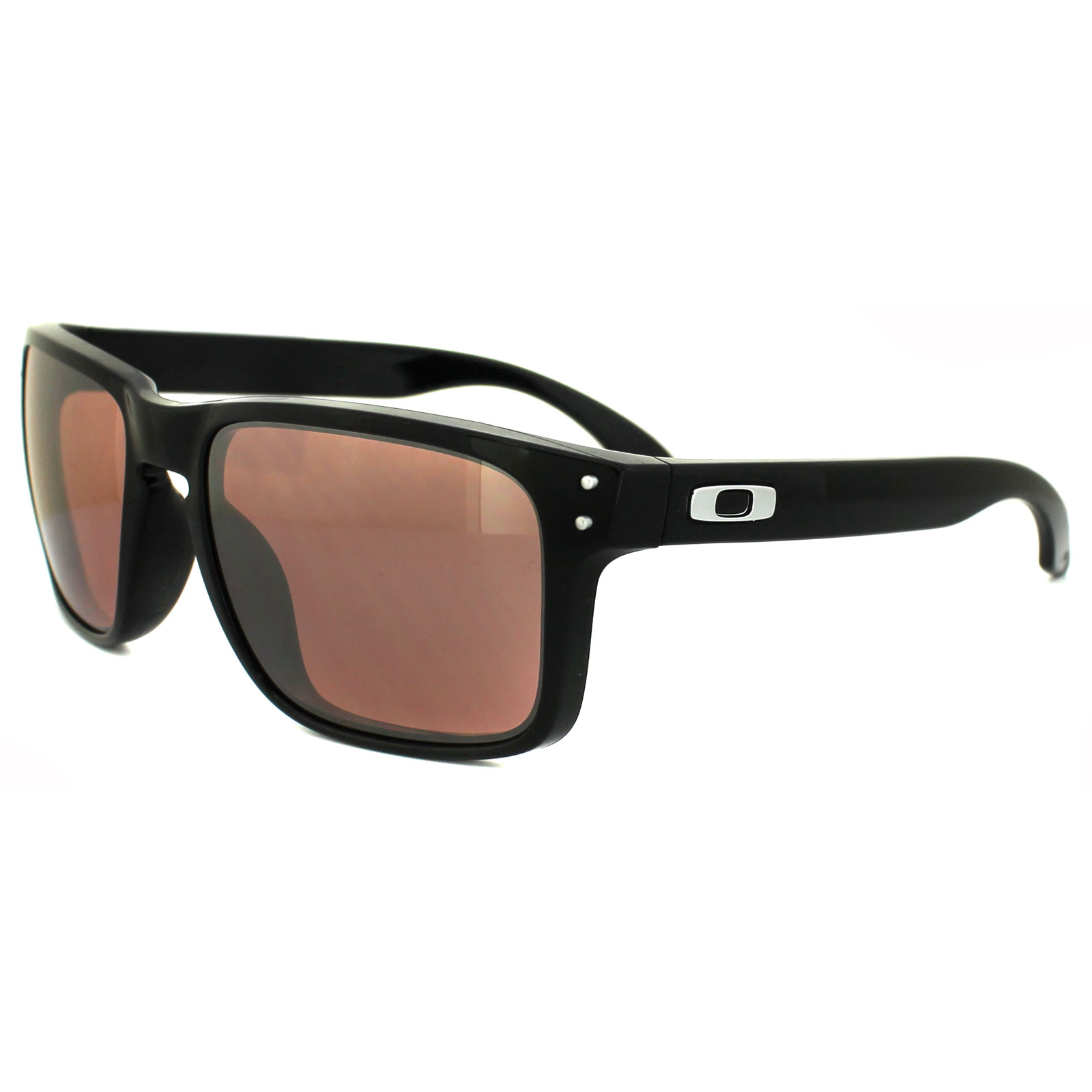 f2f88dc261 Sentinel Oakley Sunglasses Holbrook Golf OO9102-55 Polished Black G30 Black  Iridium