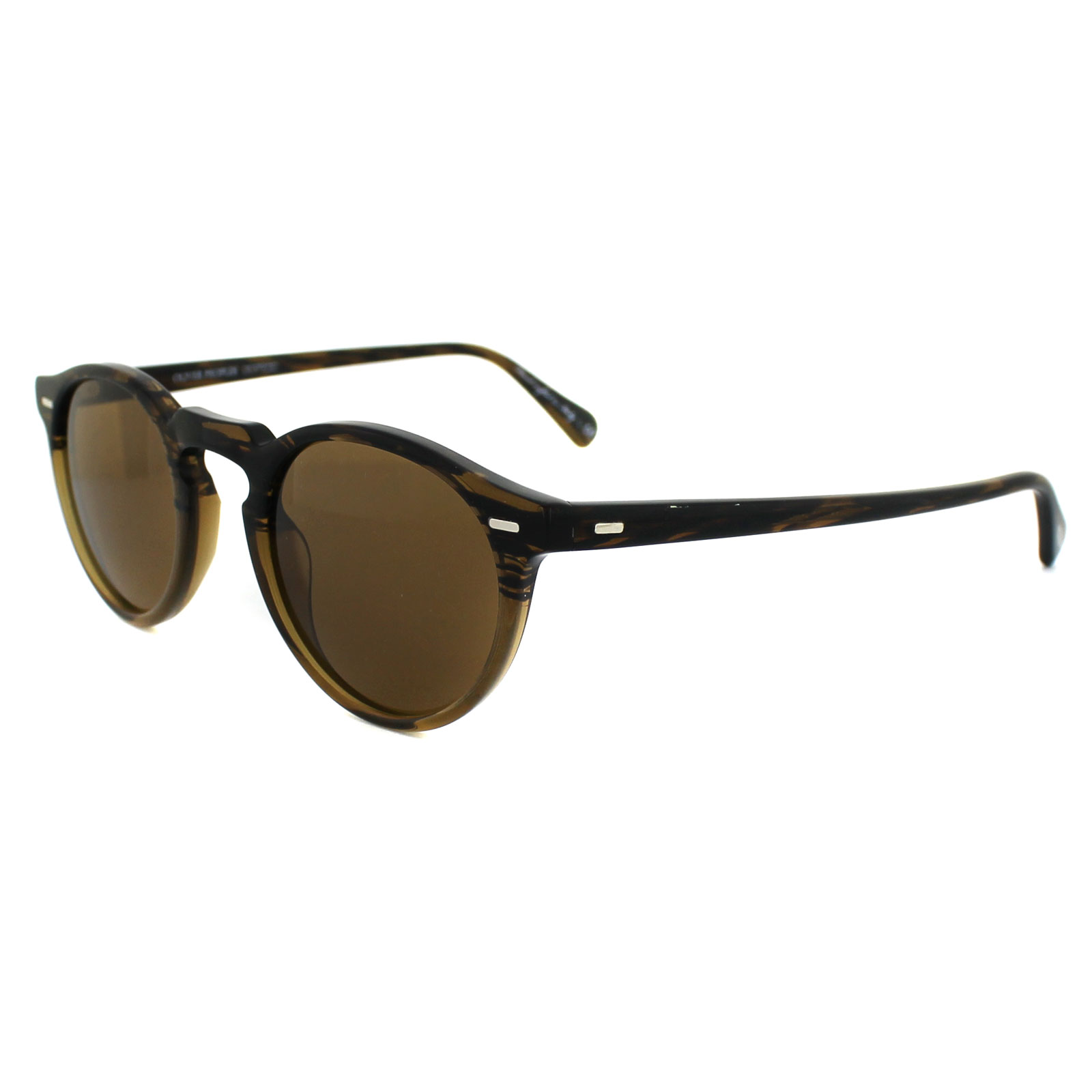 3e28603959 Cheap Oliver Peoples Gregory Peck 5217 Sunglasses - Discounted ...