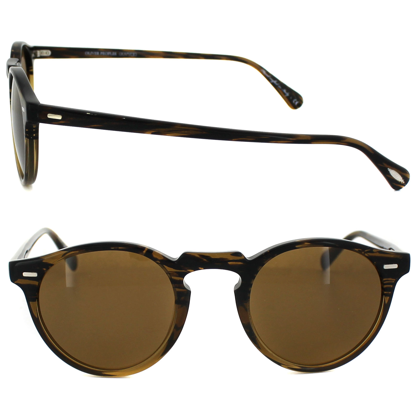 094b5a6ee77 Cheap Oliver Peoples Gregory Peck 5217 Sunglasses - Discounted ...