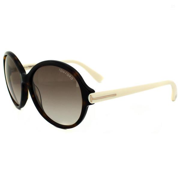 4cb9efd05b50 Tom Ford 0343 Milena Sunglasses. Click on image to enlarge. Thumbnail 1 ...