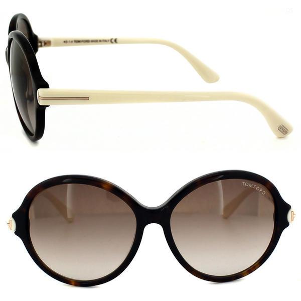 e1c516956cd7 Tom Ford 0343 Milena Sunglasses. Click on image to enlarge. Thumbnail 1  Thumbnail 1 Thumbnail 1
