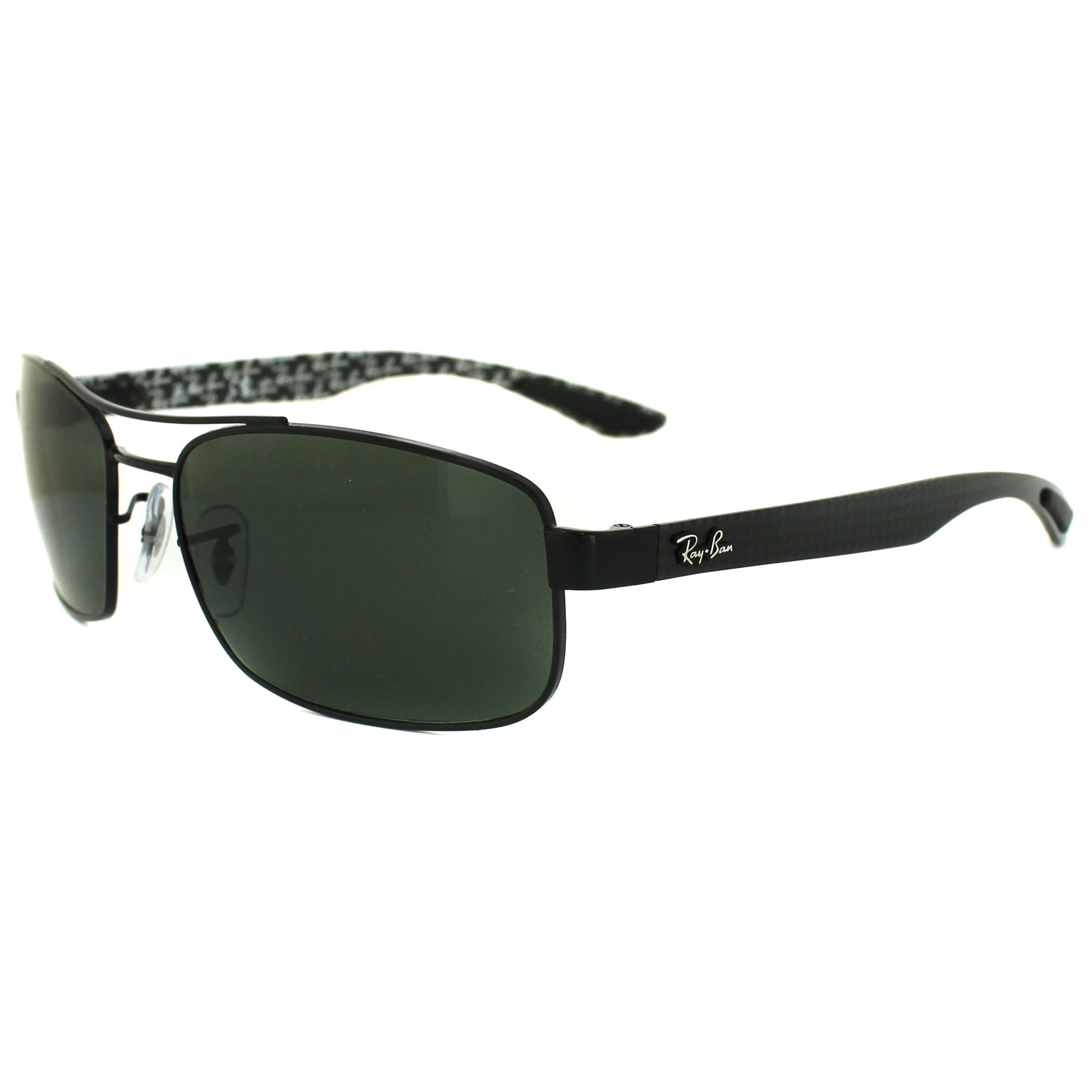 Sunglasses RB8316 002/N5 Negro, 62 Ray-Ban