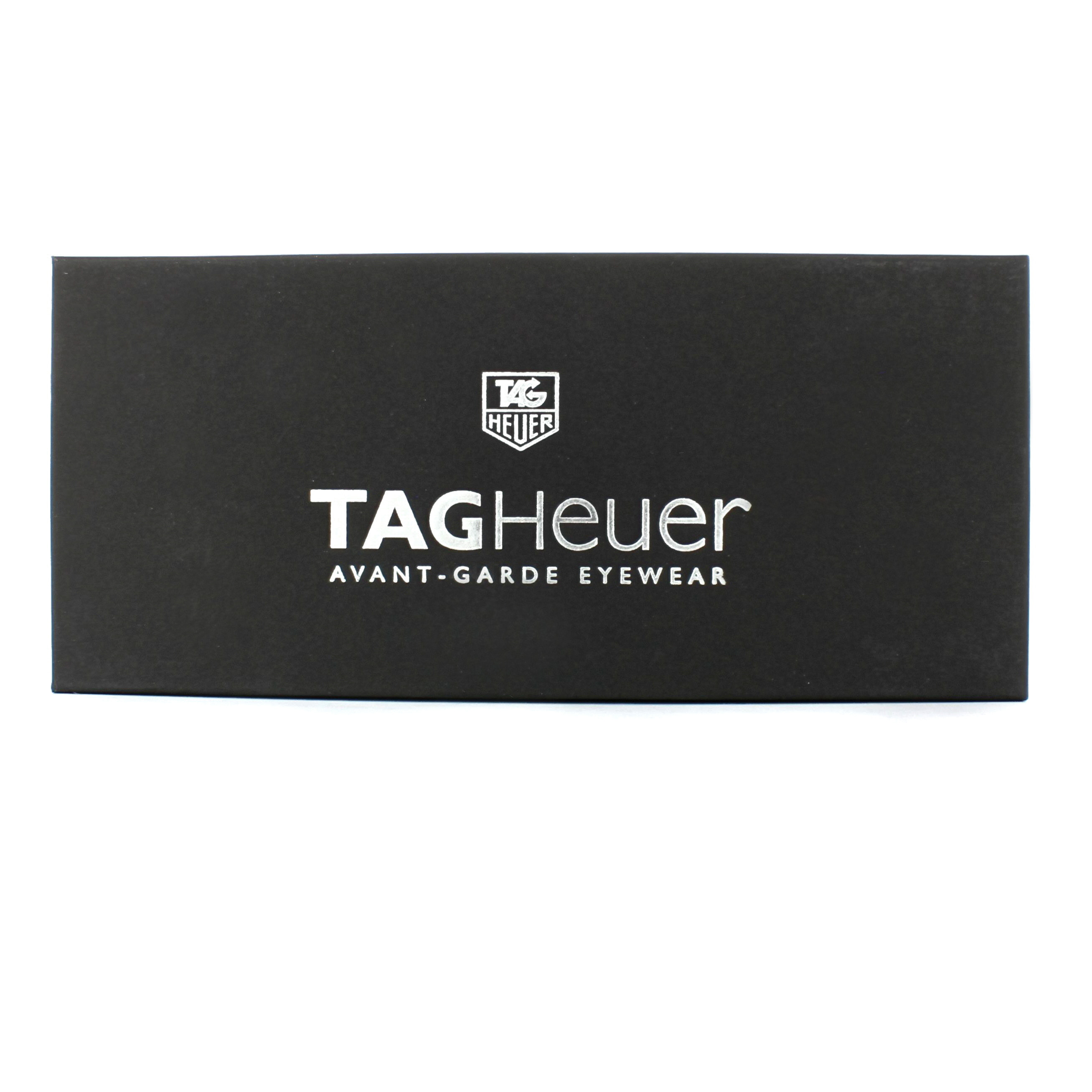 ce50e753f7 ... Tag Heuer Glasses Frames Trends 8210 005 Silver Black Red Thumbnail 3