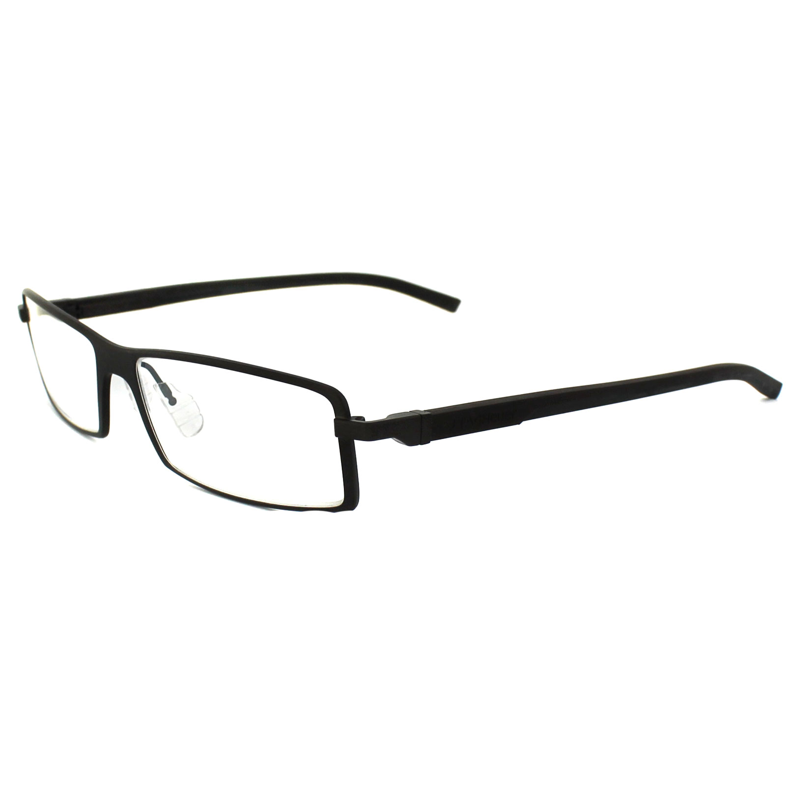 c4d40693e35 Sentinel Tag Heuer Glasses Frames Automatic 0802 003 Matt Chocolate