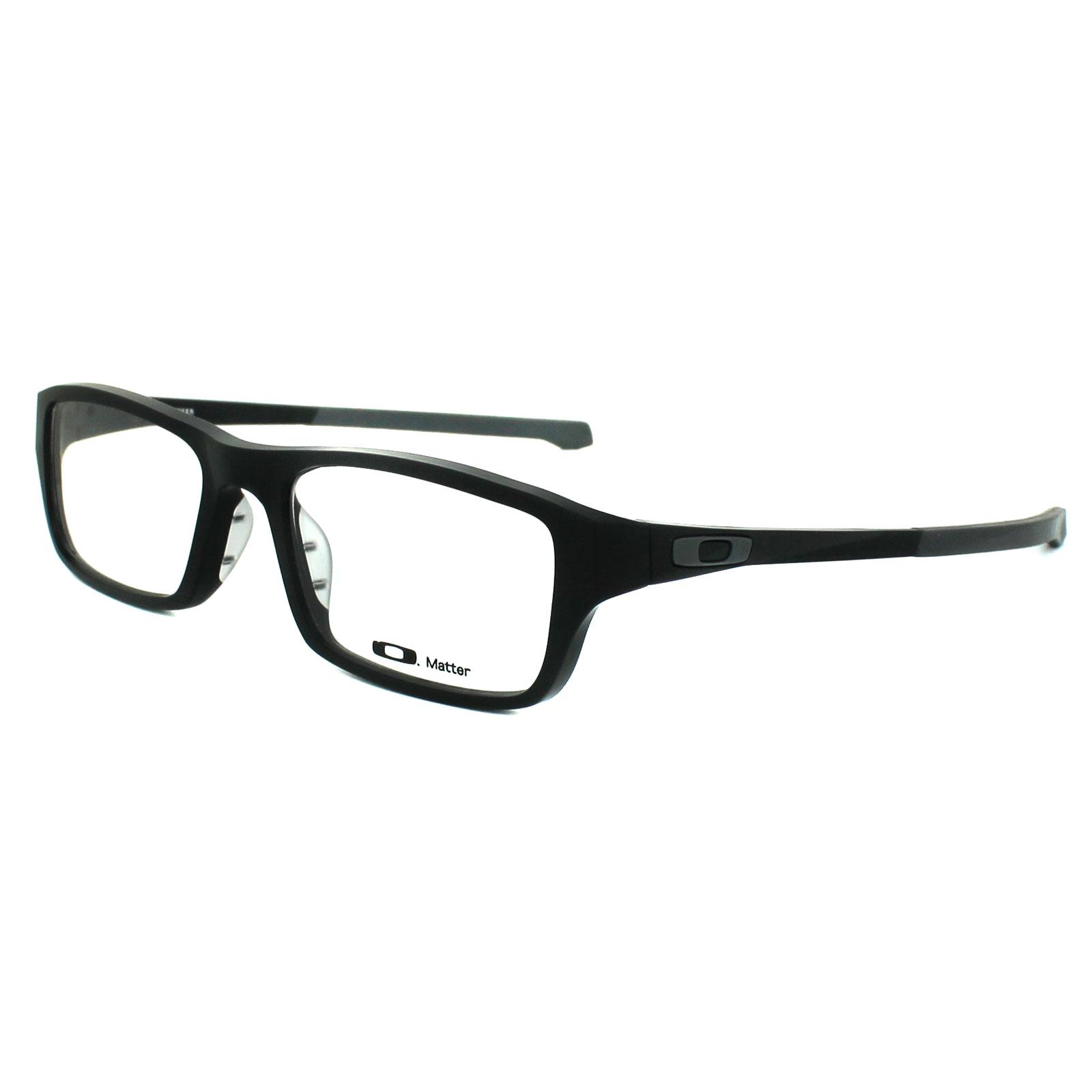 7665ab8398d Cheap Oakley Chamfer Glasses Frames - Discounted Sunglasses