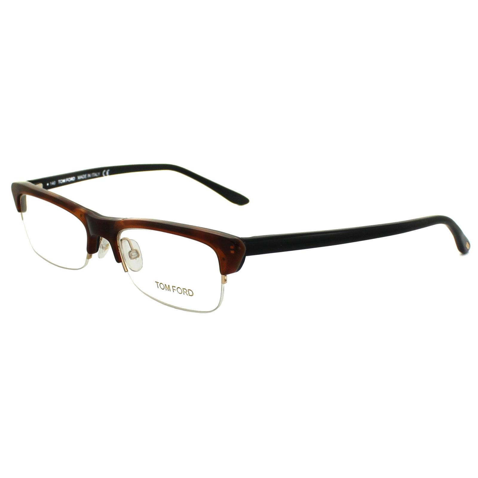 Tom Ford Glasses Frames 5133 056 Light Havana 664689446773   eBay