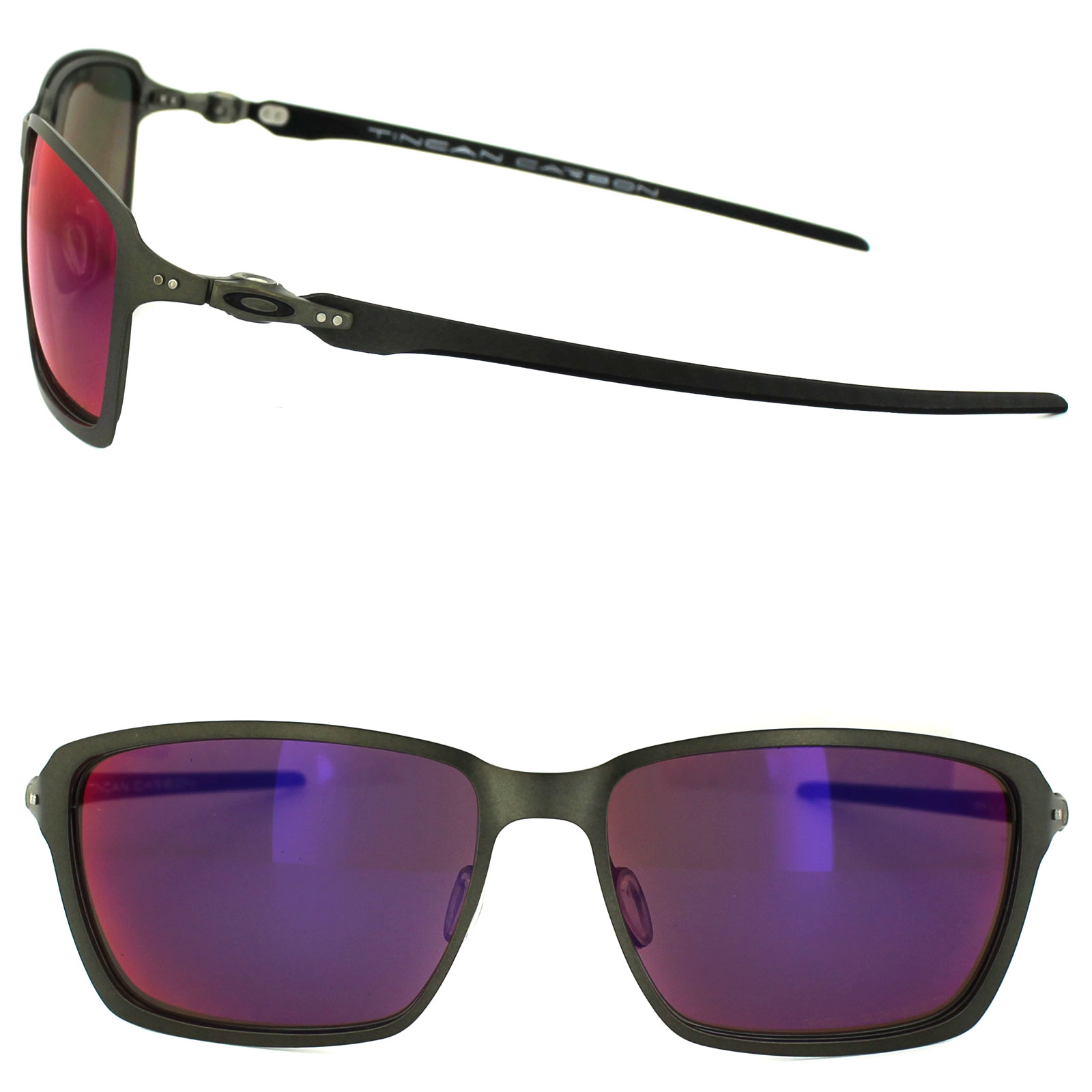 9872a407322 Oakley Tincan Carbon Sunglasses Thumbnail 1 Oakley Tincan Carbon Sunglasses  Thumbnail 2 ...