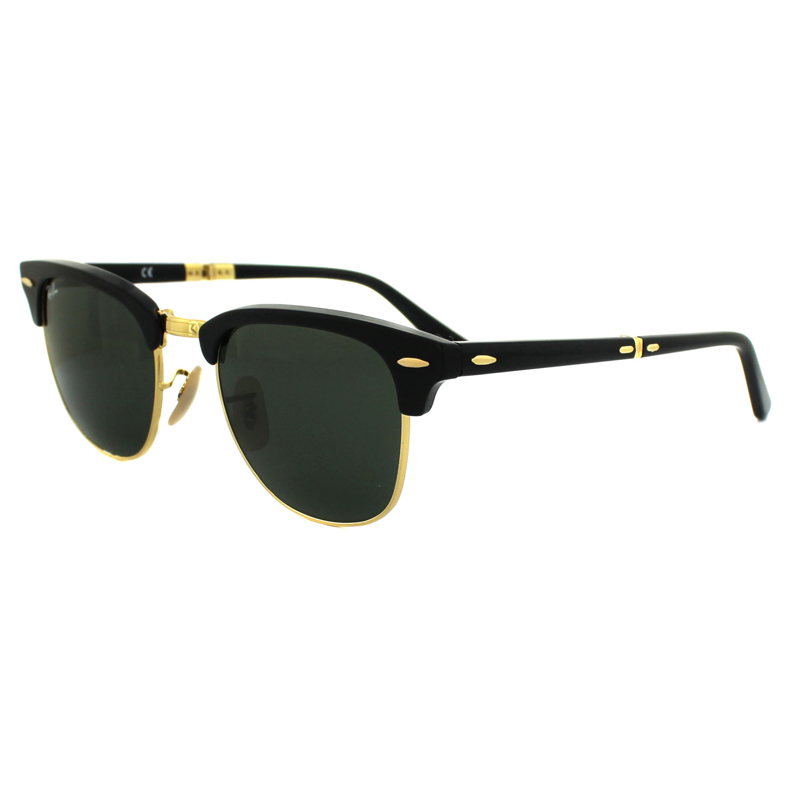 ray ban 2176 sunglasses clubmaster folding