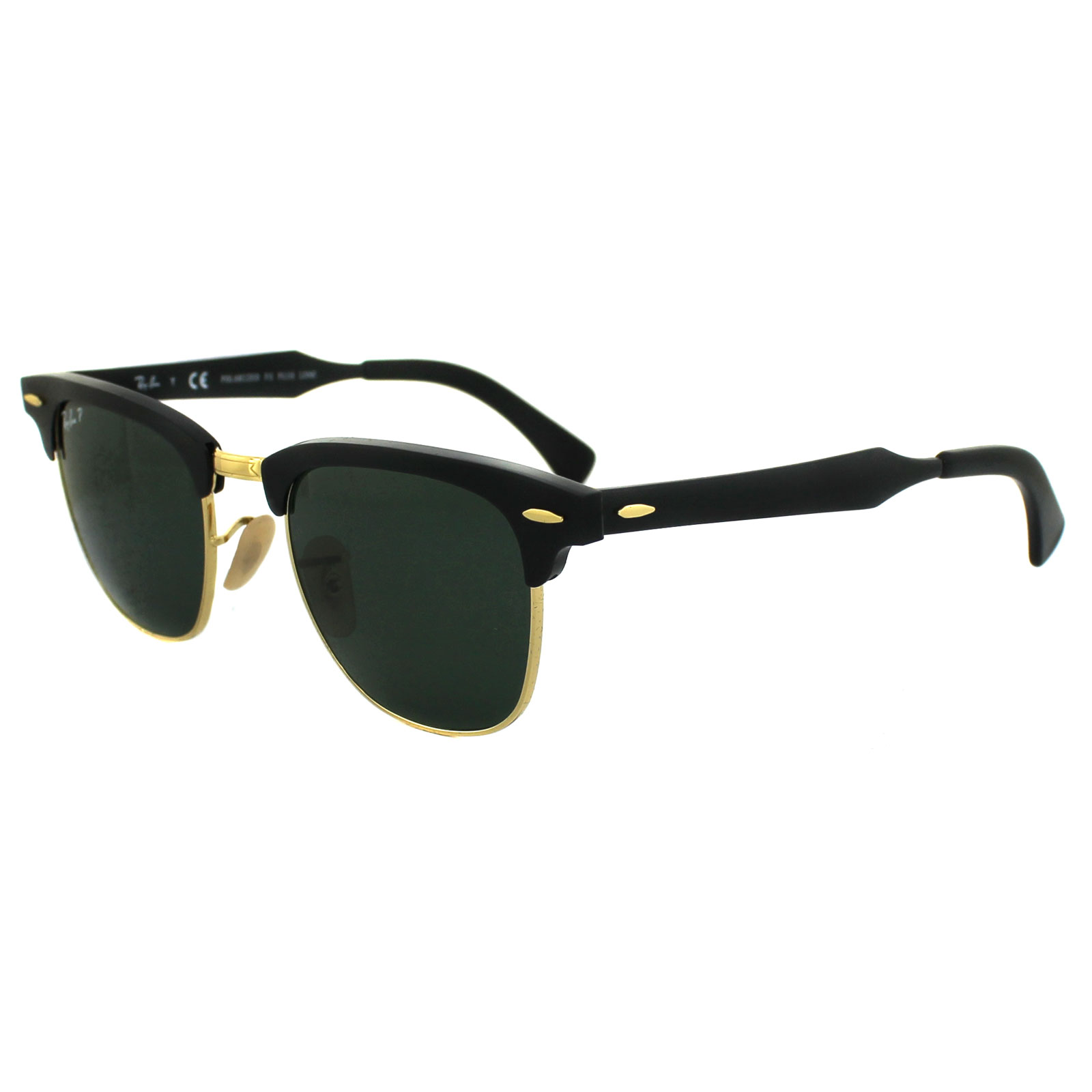 b661be3ab8916 Cheap Ray-Ban Clubmaster Aluminium 3507 Sunglasses - Discounted ...
