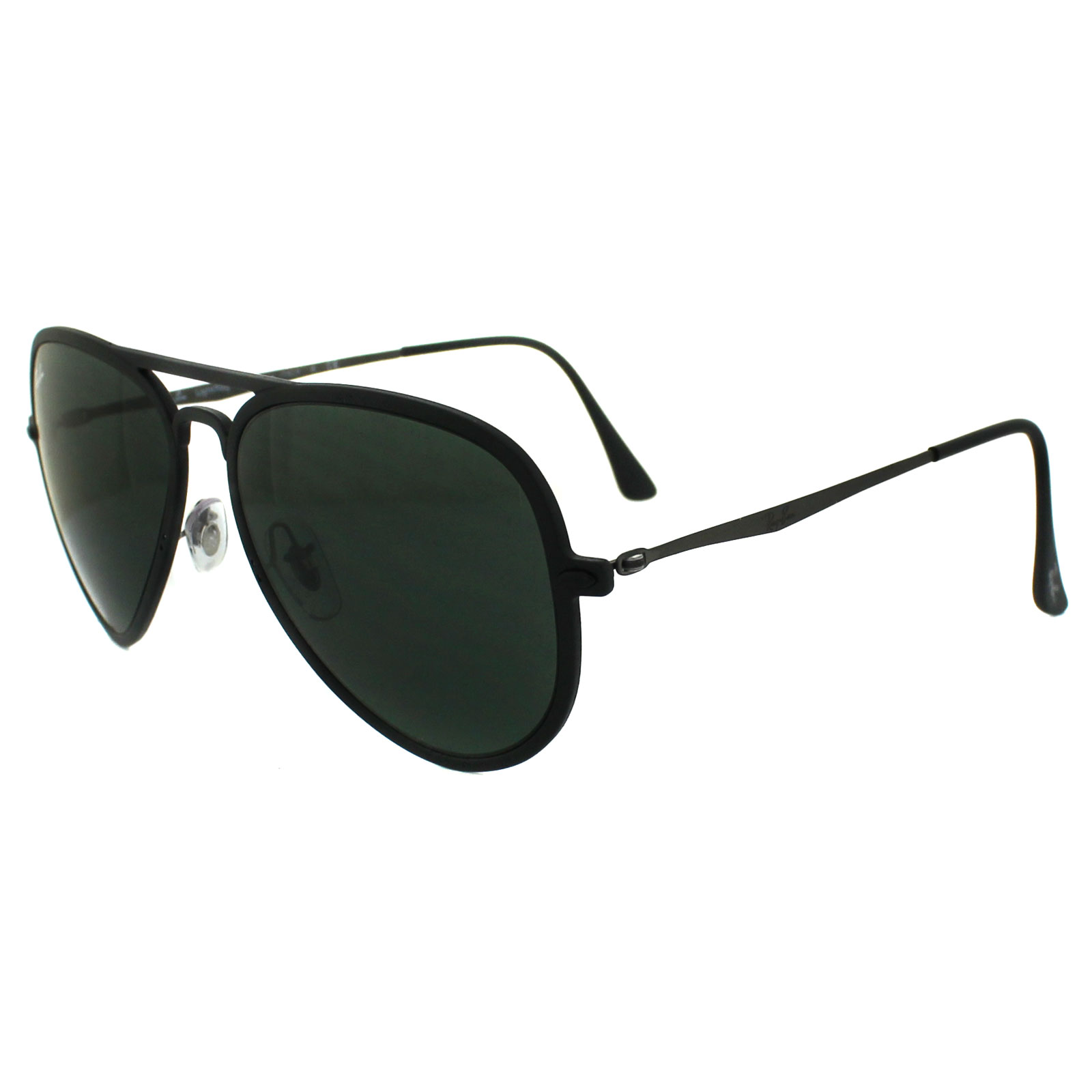 cheap ray ban aviator light ray ii 4211 sunglasses discounted sunglasses. Black Bedroom Furniture Sets. Home Design Ideas