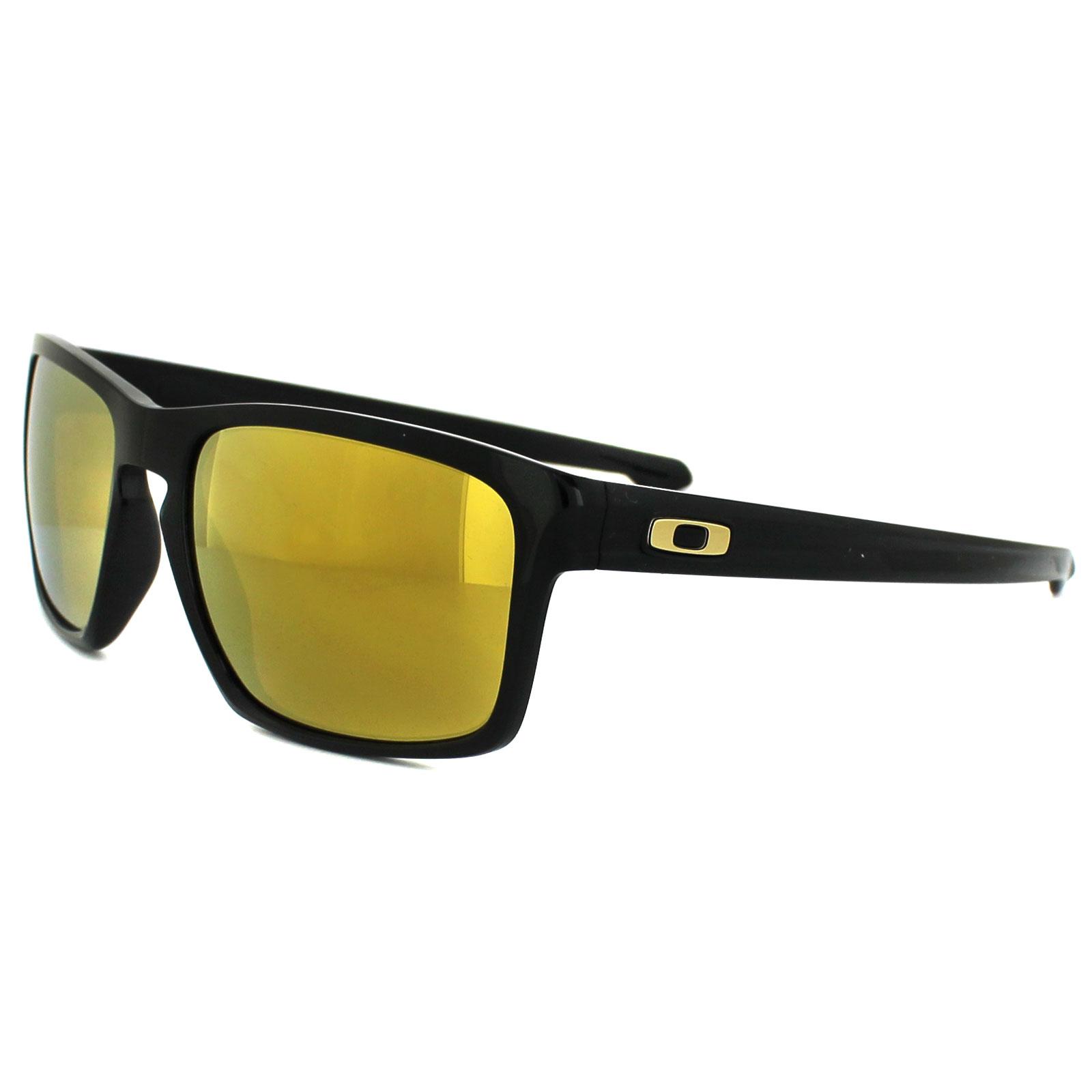 0e3c468f6e5 Sentinel Oakley Sunglasses Sliver OO9262-05 Polished Black 24K Iridium