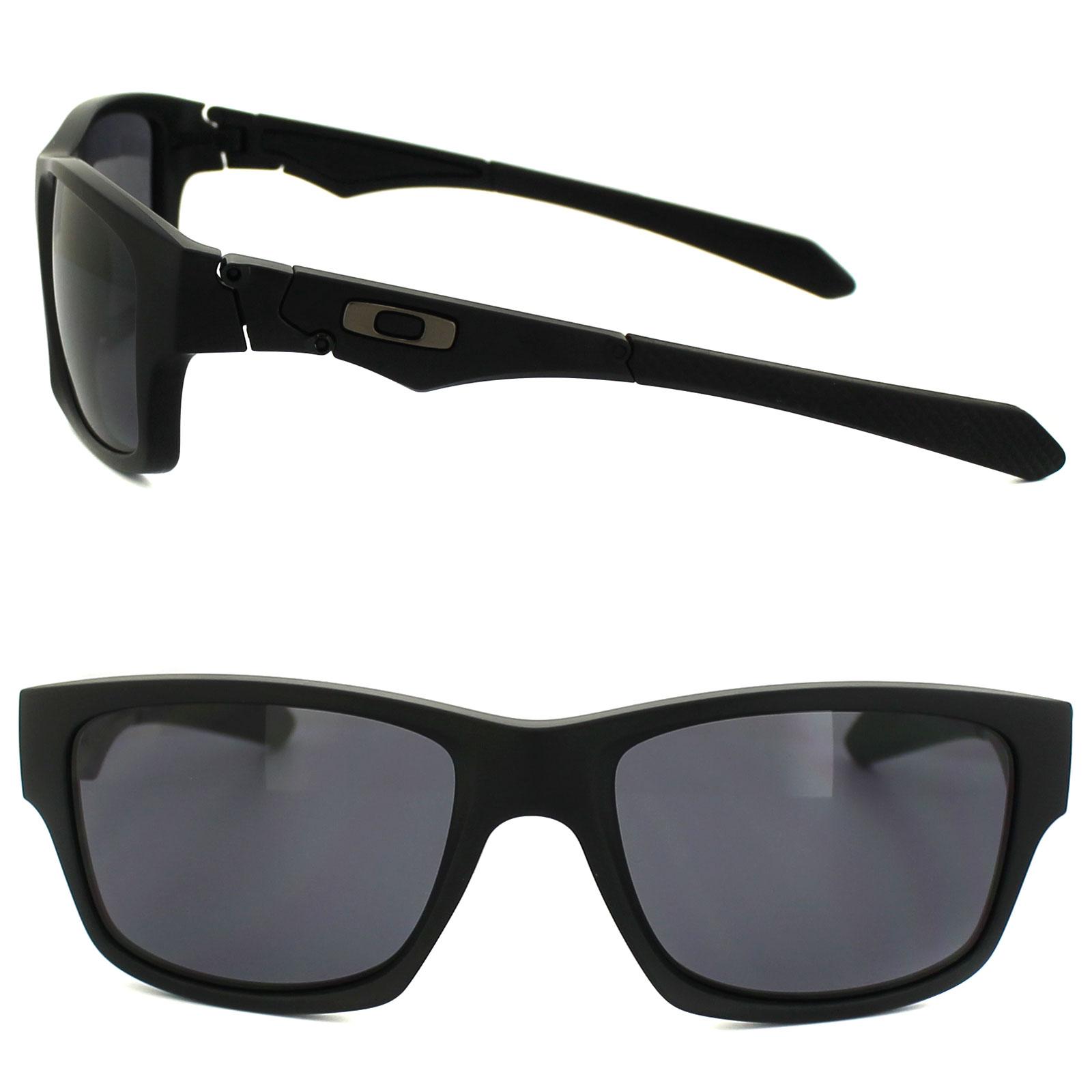0182c09013 Sentinel Oakley Sunglasses Jupiter Squared OO9135-25 Matt Black Grey