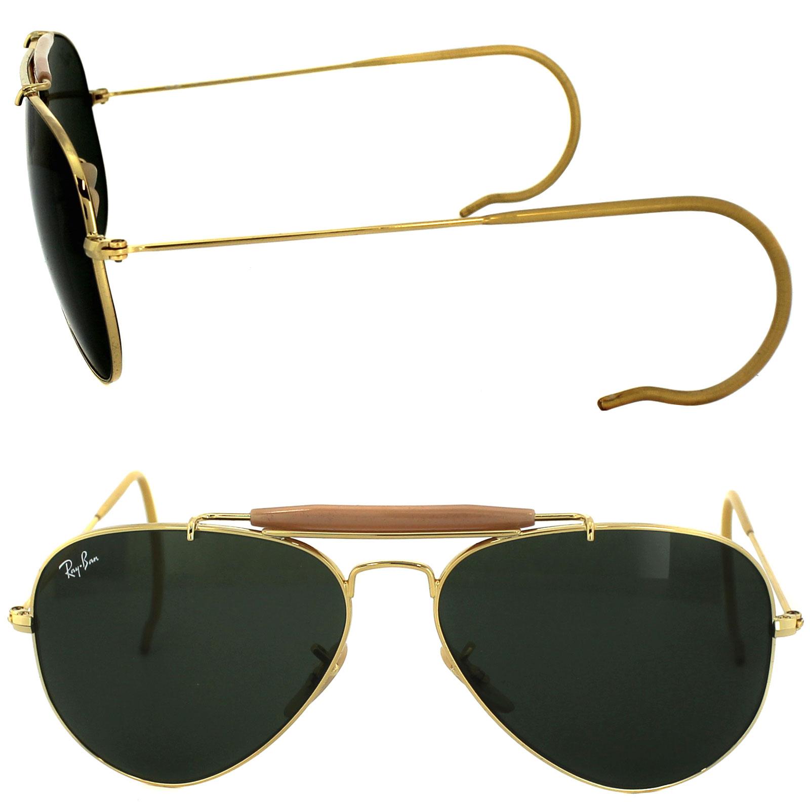 60c7f7837e Ray Ban Aviator Outdoorsman Sunglasses Rb3030 L0216 « One More Soul