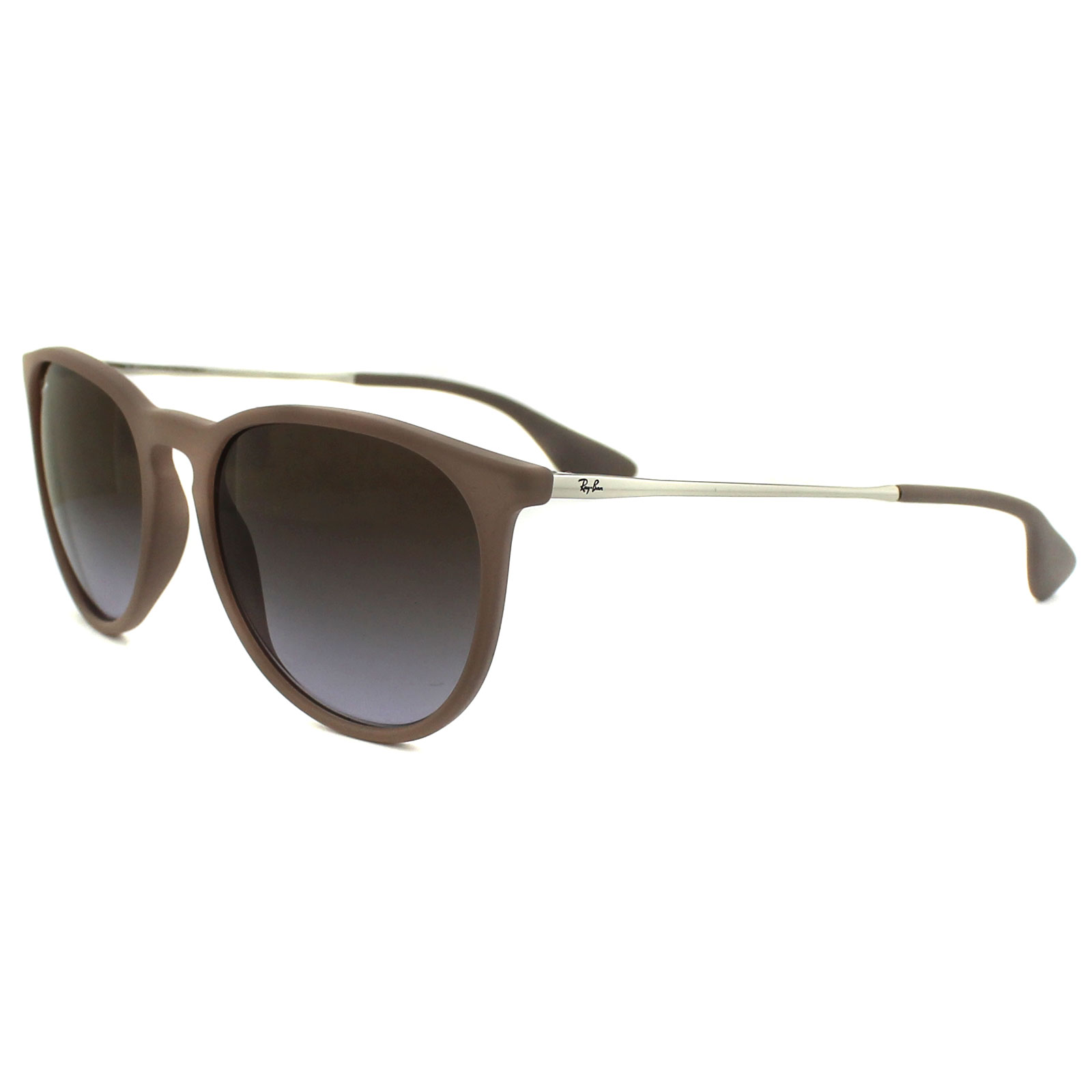 4d48c53b875c Sentinel Ray-Ban Sunglasses 4171 600068 Dark Rubber Sand Brown Gradient