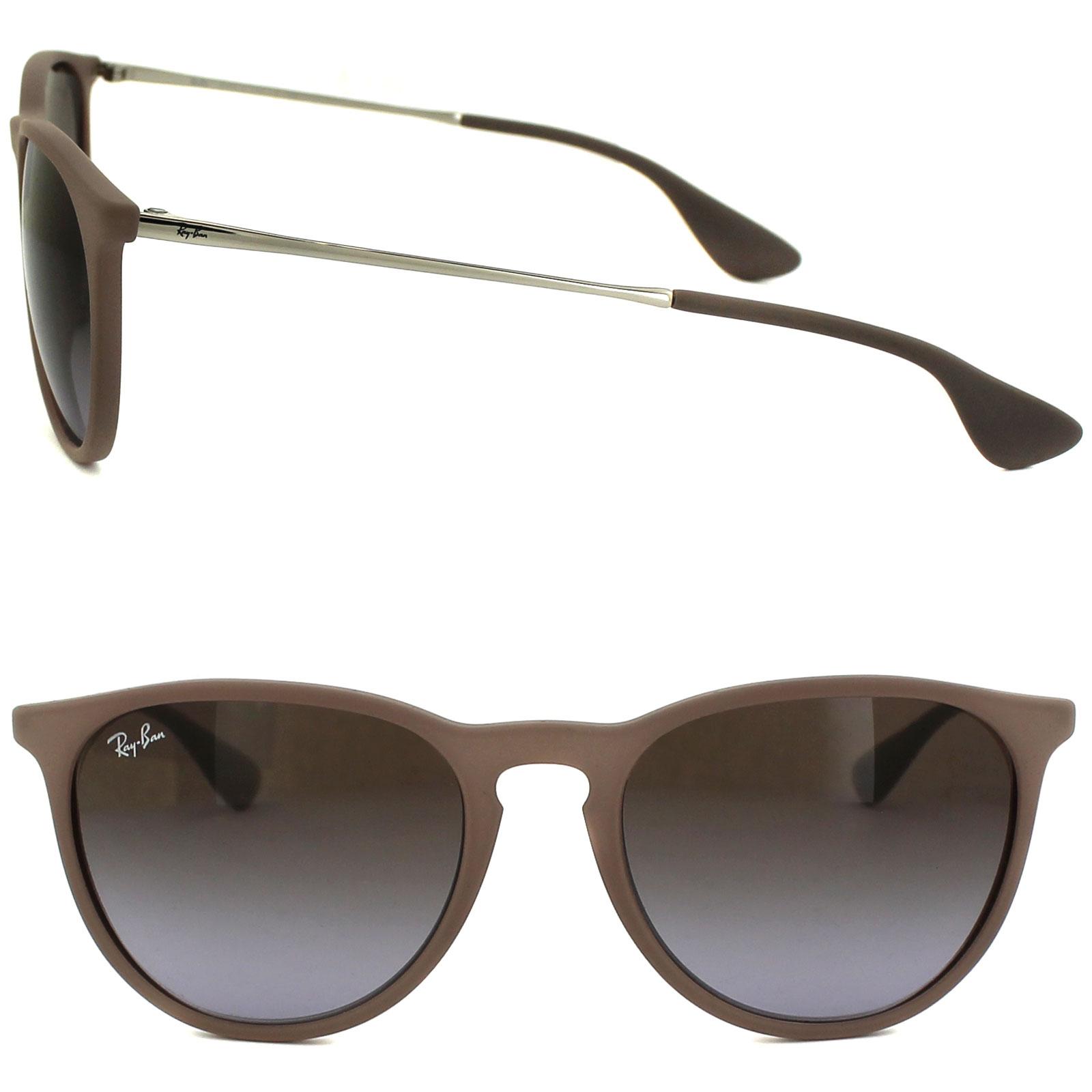 4f0a02f3ee Sentinel Ray-Ban Sunglasses 4171 600068 Dark Rubber Sand Brown Gradient