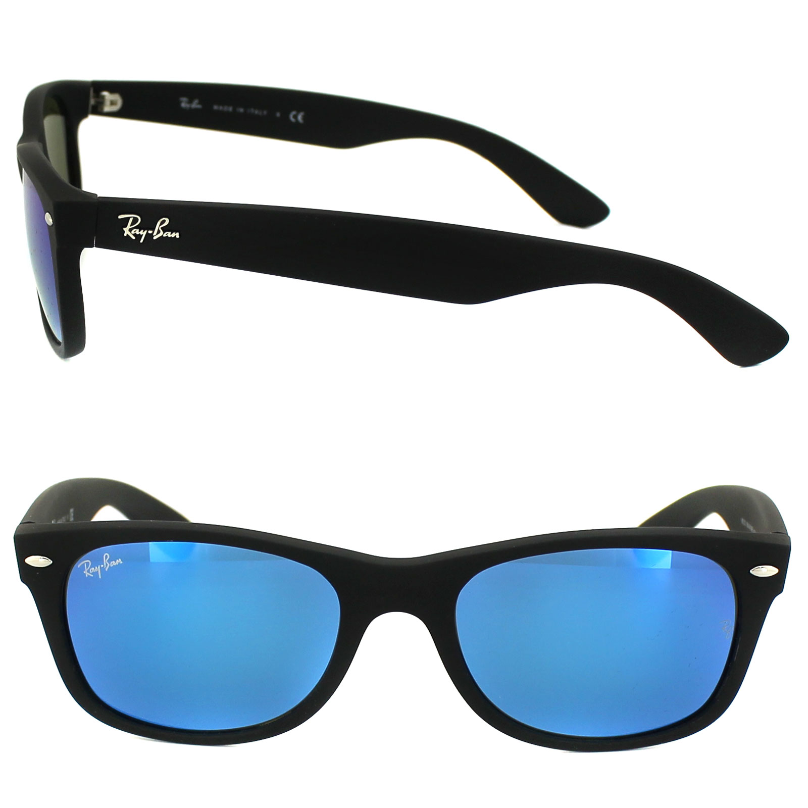 Ray Ban New Wayfarer RB 2132 622/17 xYkwuTobV0