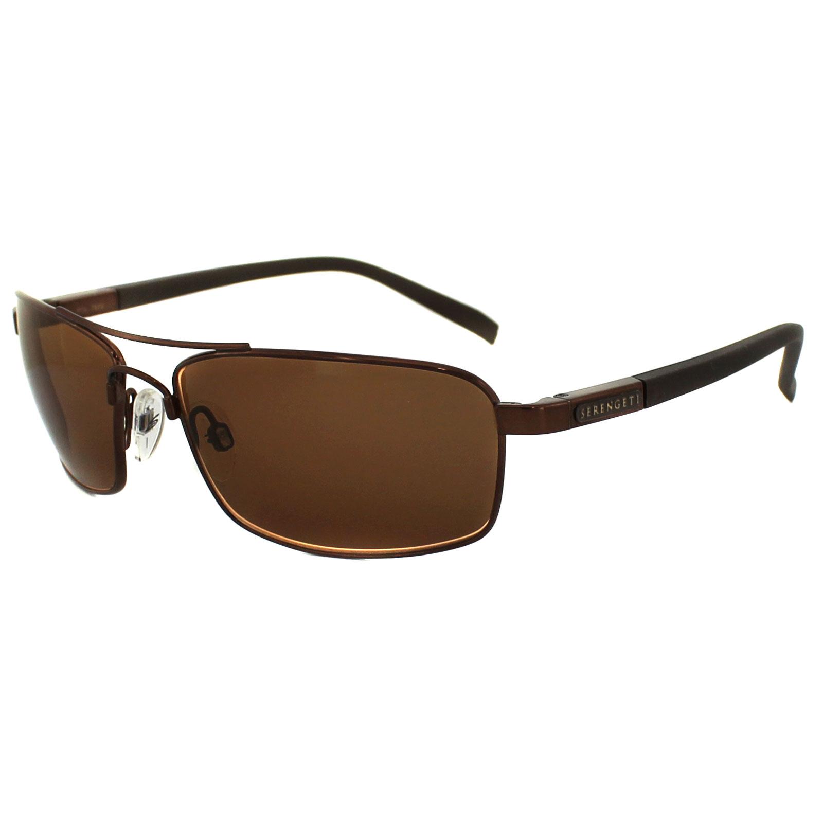 f622d10c9e CENTINELA Serengeti gafas de sol Pareto 7572 brillante luz marrón marrón  conductores polarizado