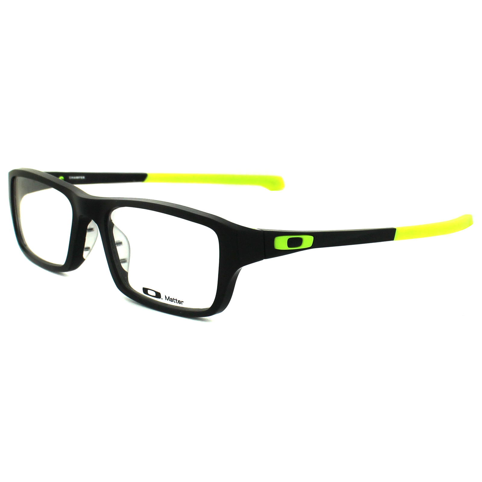 Oakley Monturas De Gafas chaflán 8039-06 NEGRO MATE/Retina quemar | eBay