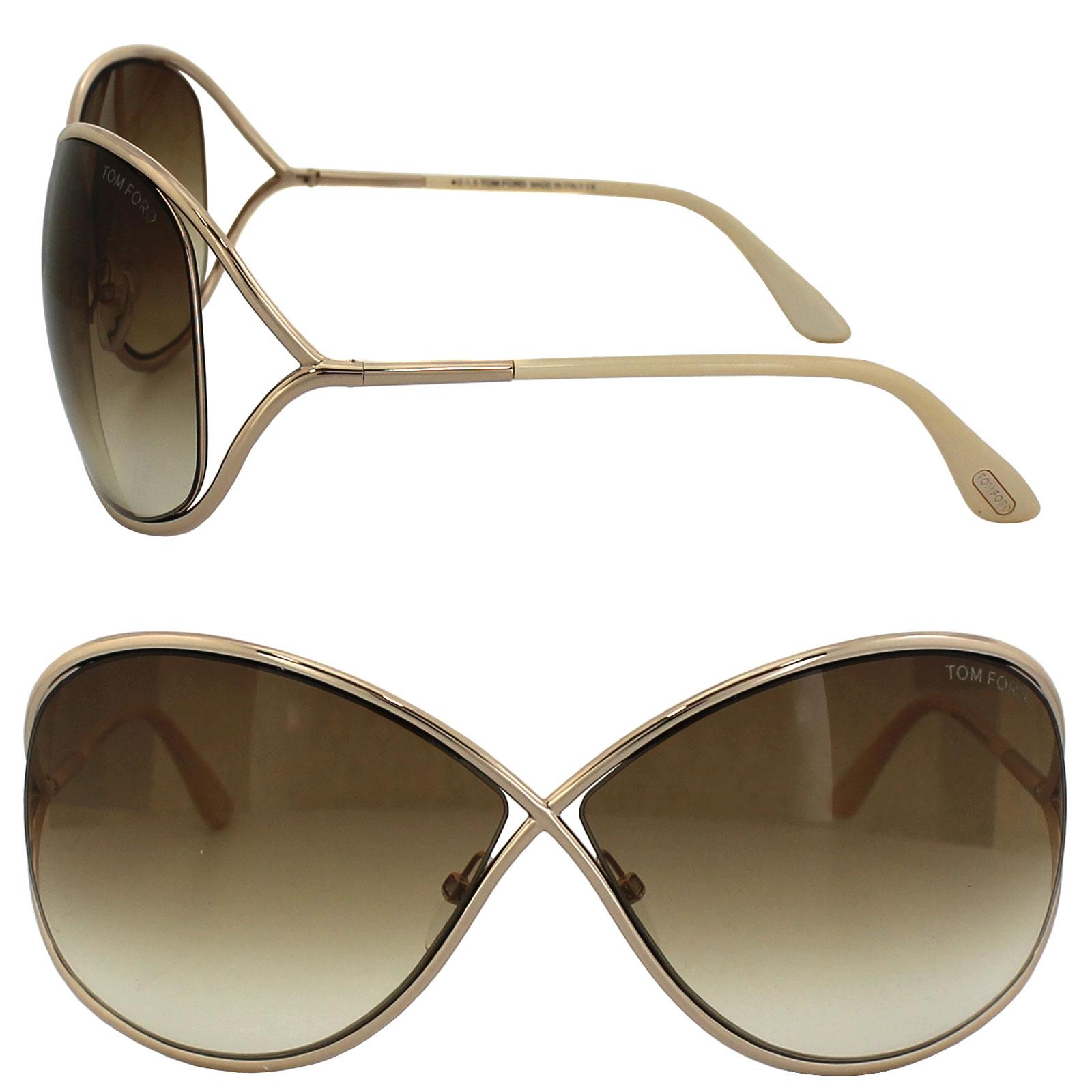687467415556 Cheap Tom Ford 0130 Miranda Sunglasses - Discounted Sunglasses