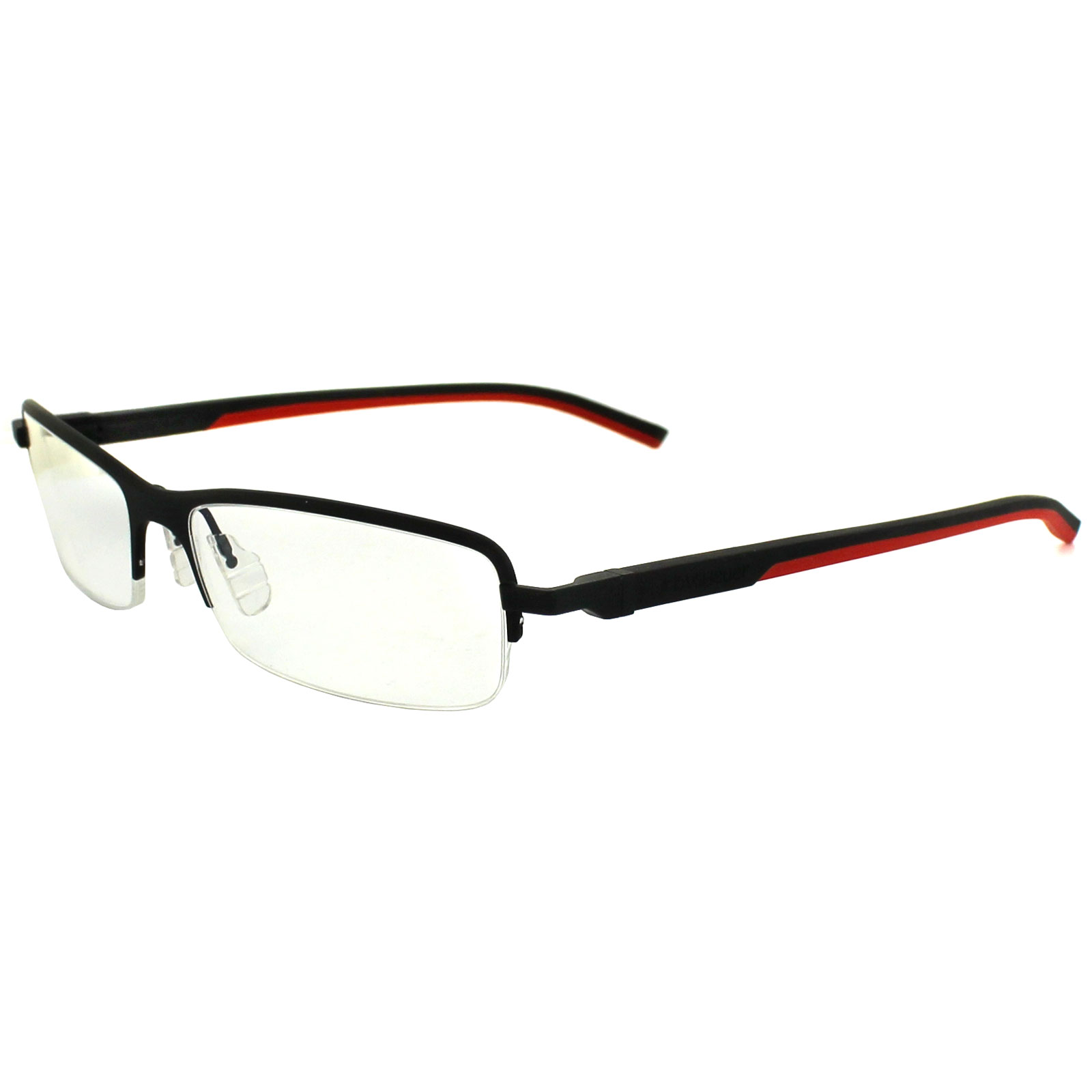 Cheap Tag Heuer Glasses Frames Automatic 0824 012 Matt Black & Red ...