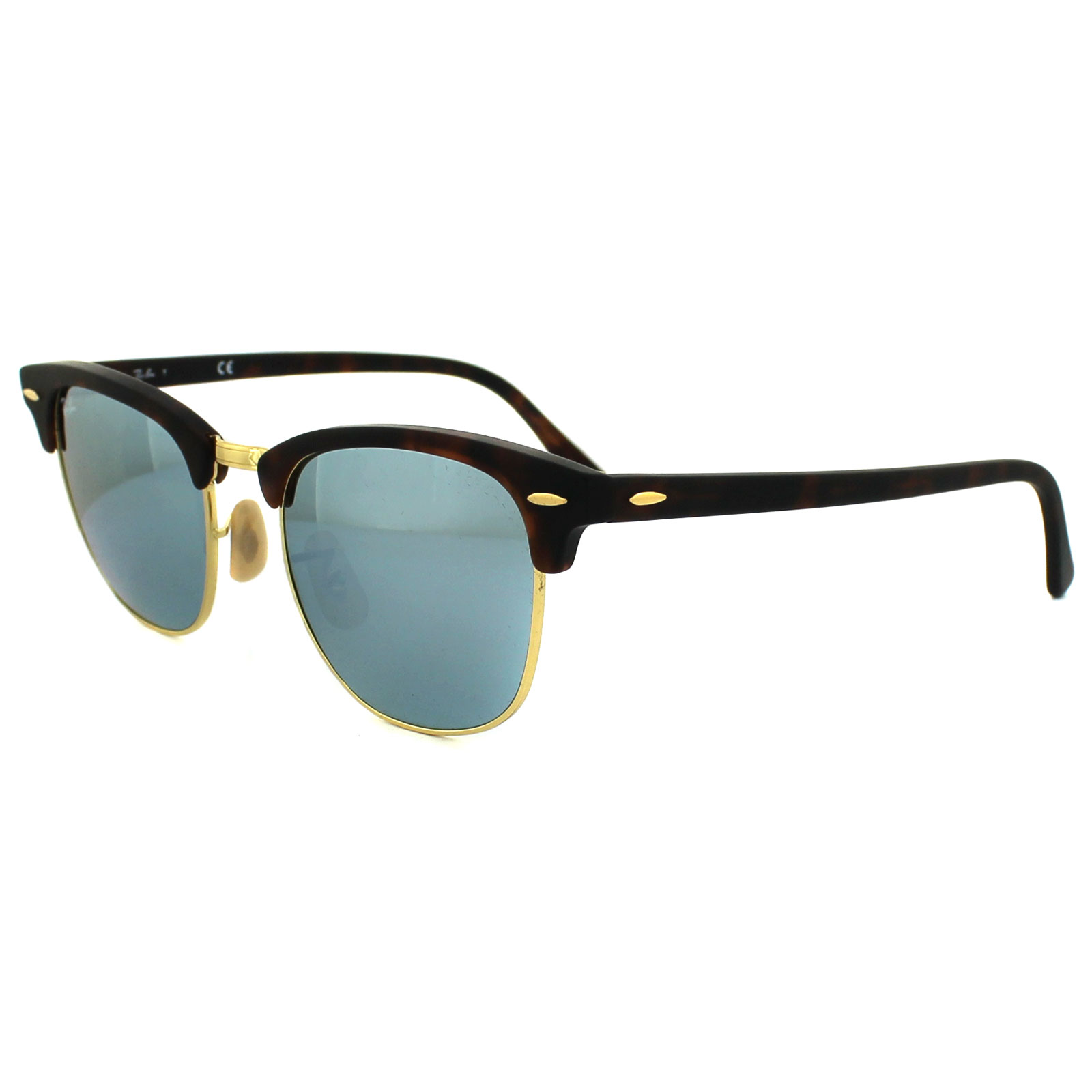 Ray-Ban RB3016 Sonnenbrille Tortoise / Gold 114530 51mm 5cE9zUbS