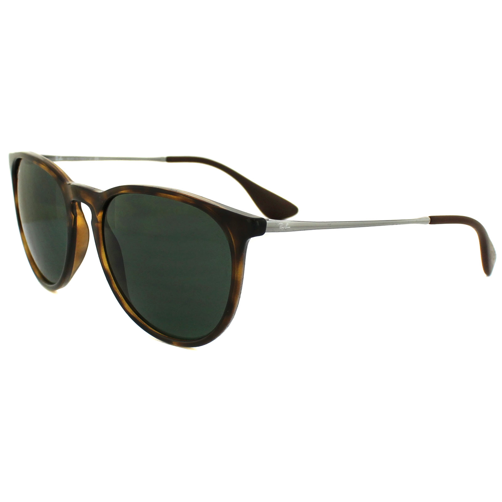 Details about Ray-Ban Sunglasses Erika 4171 710 71 Tortoise   Gunmetal Green 2102818e0bb8