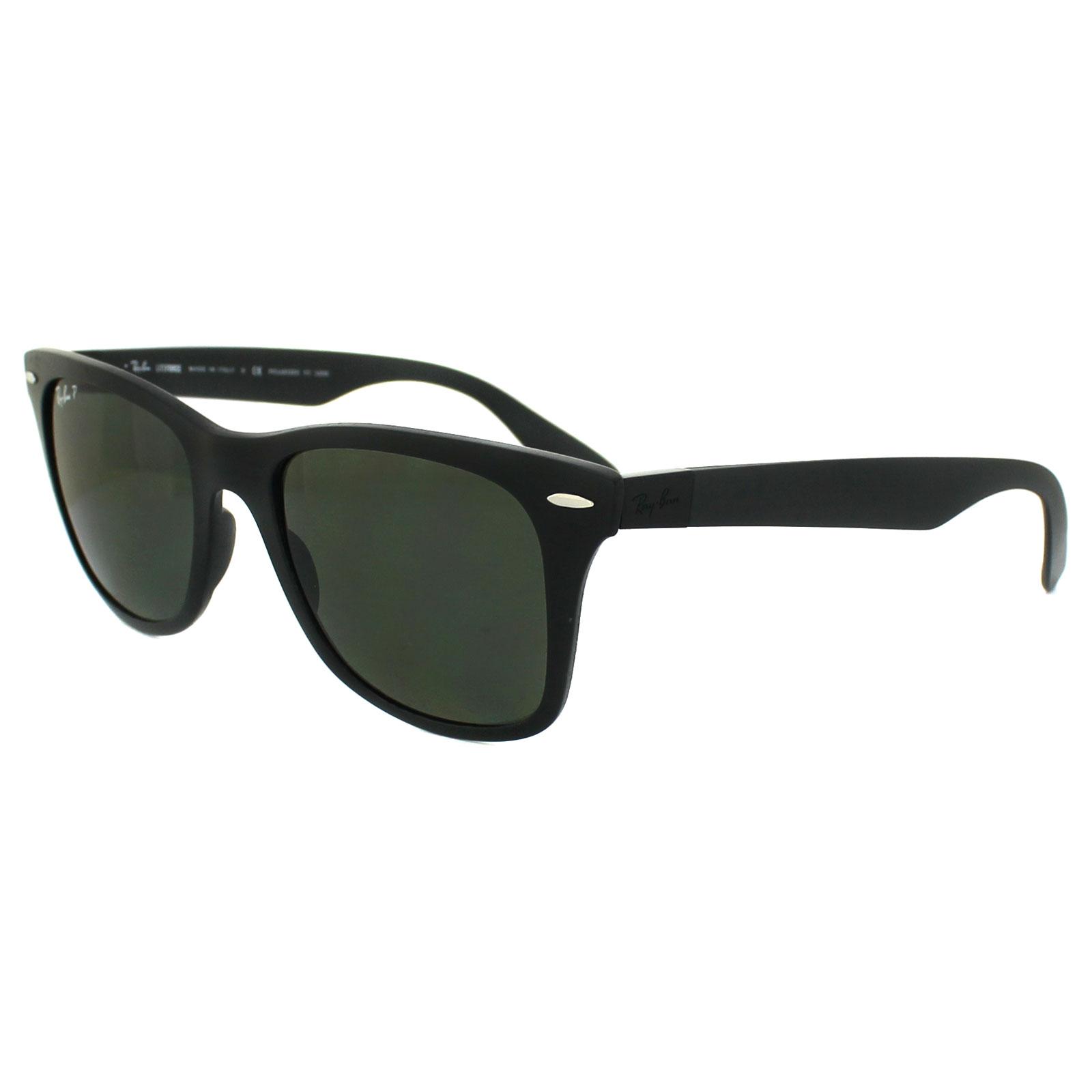 82bf2bd72f8 CENTINELA Ray-Ban gafas de sol 4195 601S9A verde negro polarizado
