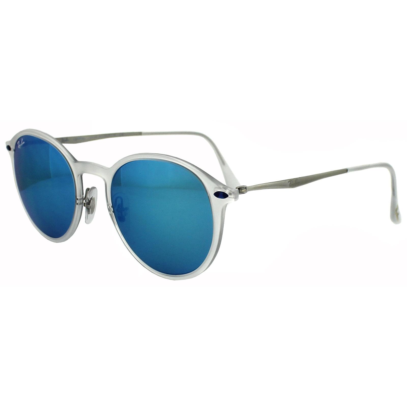 ray ban sonnenbrille spiegelglas silber