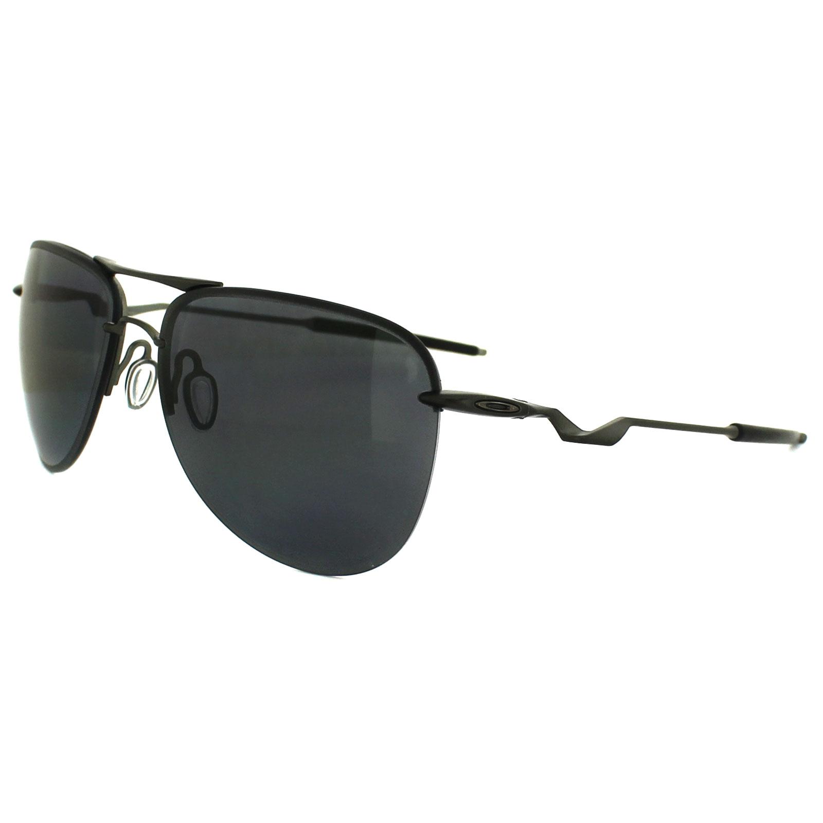 a6165a904a38d ... shop sentinel oakley sunglasses tailpin oo4086 05 carbon grey polarized  53c03 f8c9d