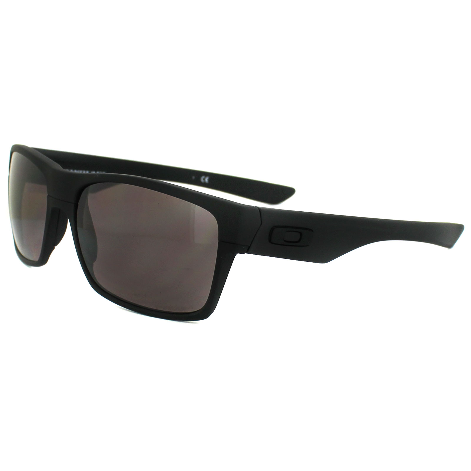 62c3b0b0a1 Sentinel Oakley Sunglasses TwoFace OO9189-26 Covert Matt Black Prizm Daily  Polarized
