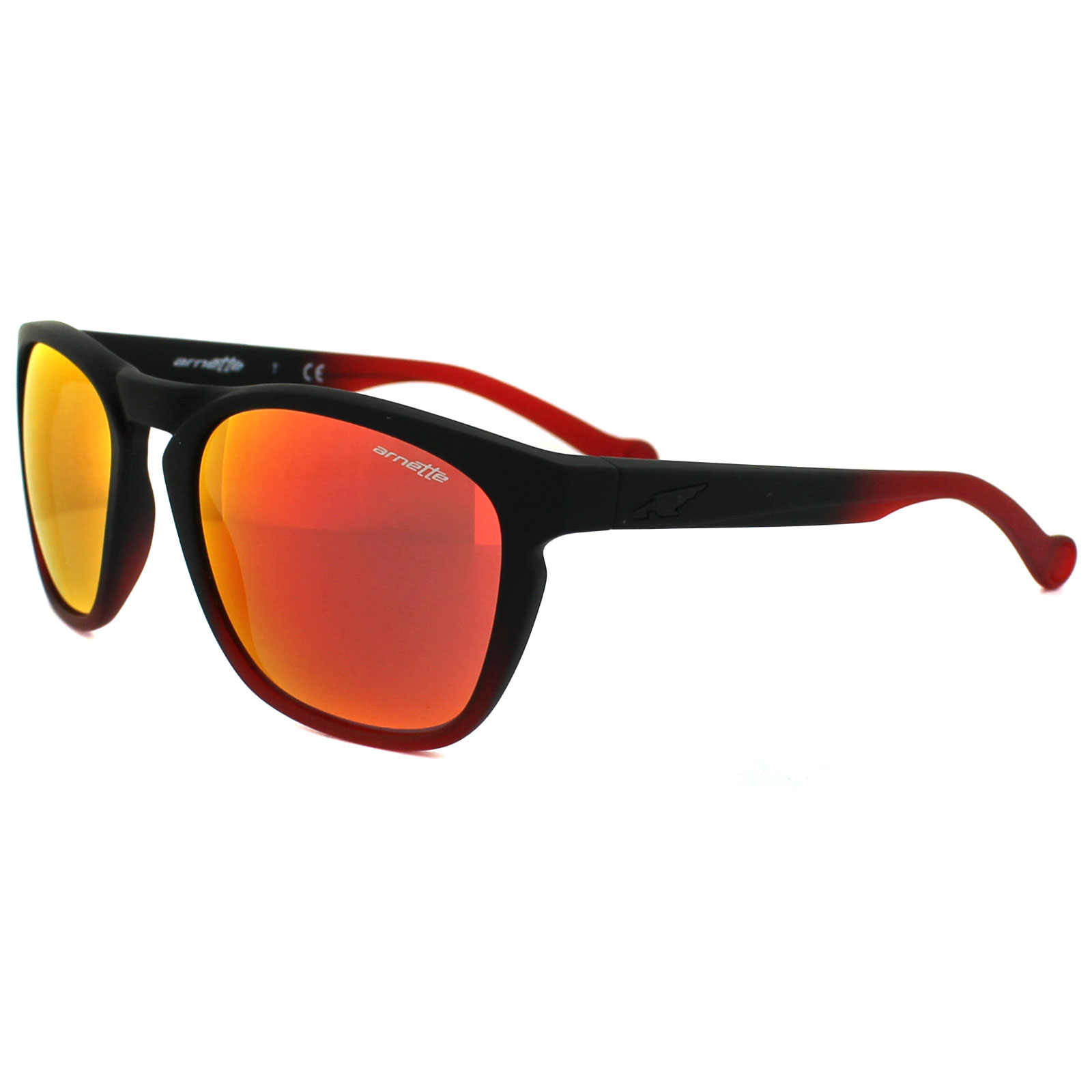 247a5654ee025 Arnette Sunglasses 4203 Groove 22566Q Fuzzy Black   Cherry Red ...
