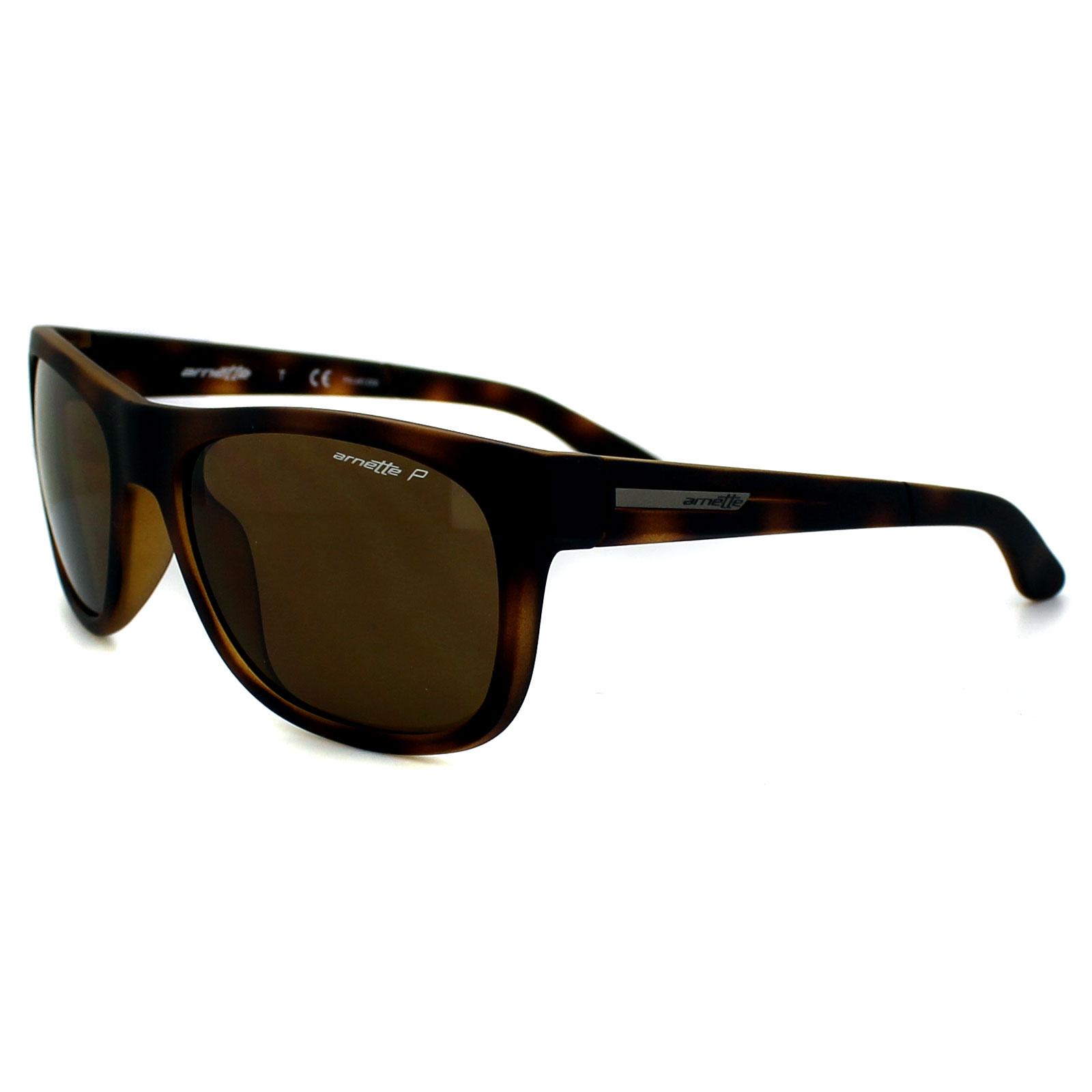 66c446f1d7 Details about Arnette Sunglasses 4206 Fire Drill Lite 215283 Fuzzy Havana  Brown Polarized