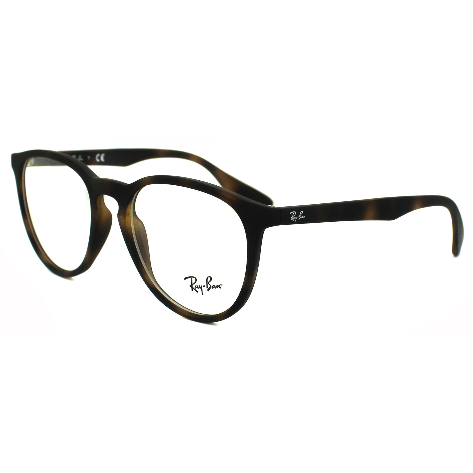 Ray-Ban Glasses Frames 7046 5365 Rubberised Havana 8053672357844 | eBay
