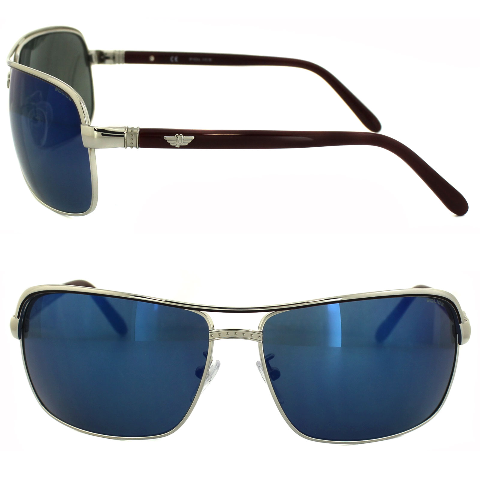 Cheap Police Sunglasses 8852 Discounted Sunglasses