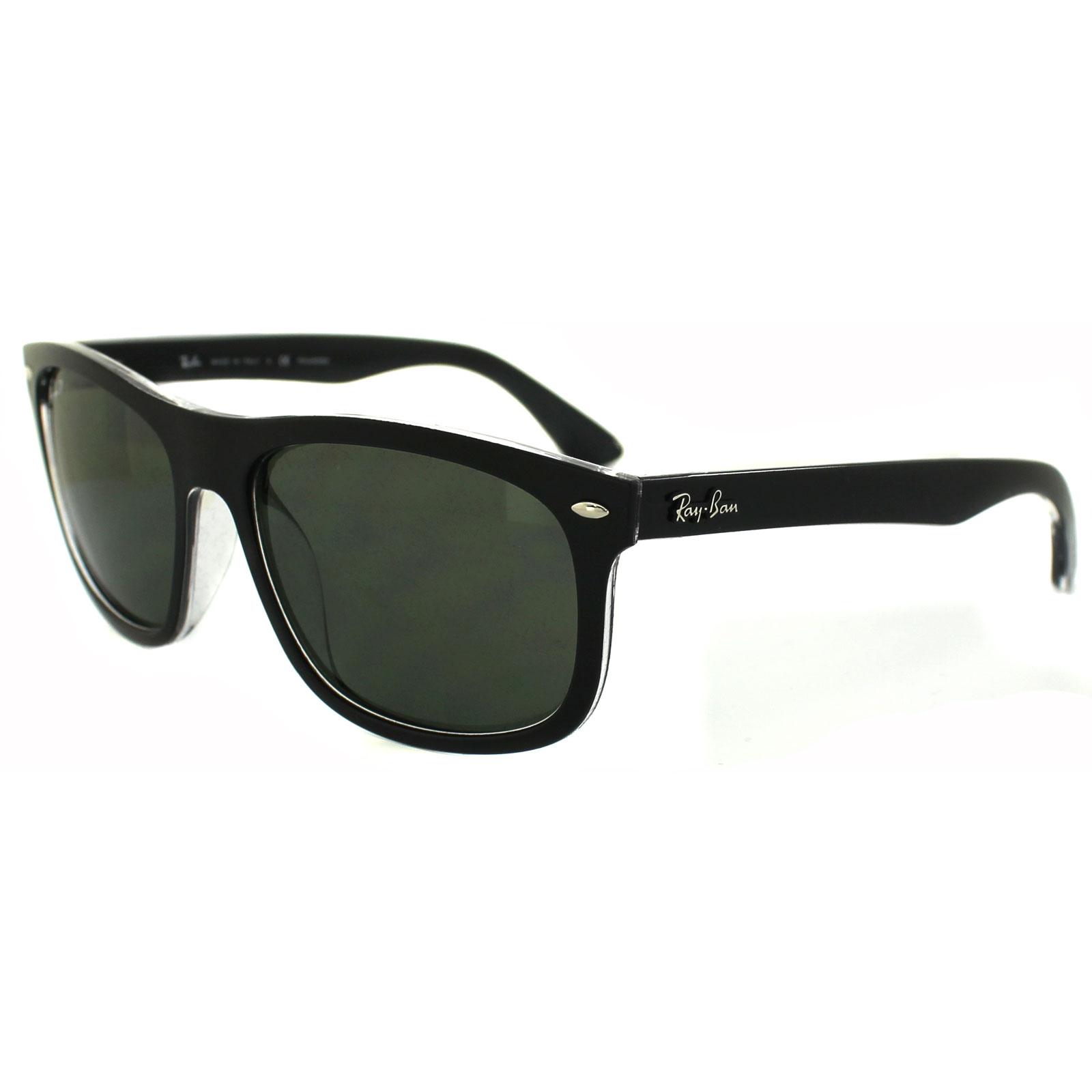 7eaad92cf8a1b Ray-Ban Sunglasses 4226 60529A Black Green Polarized 8053672453959 ...