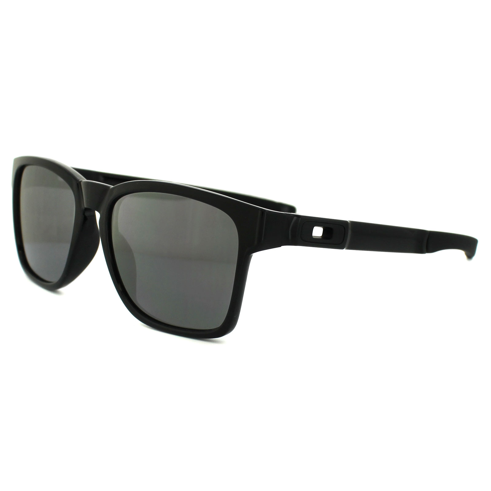Oakley Catalyst Sonnenbrille - polished black / black iridium OO 9272 - 02 REoas