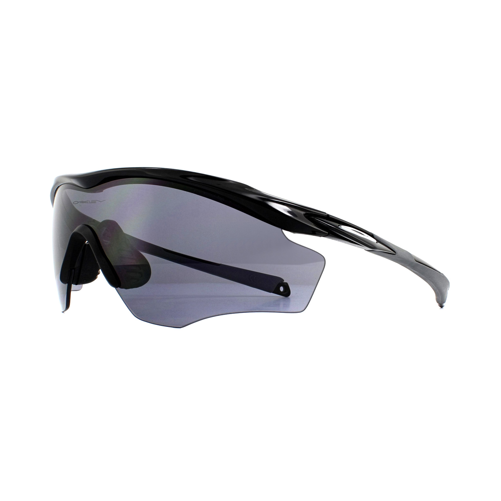 62a00161cfc Sentinel Oakley Sunglasses M2 Frame XL OO9343-01 Polished Black Grey