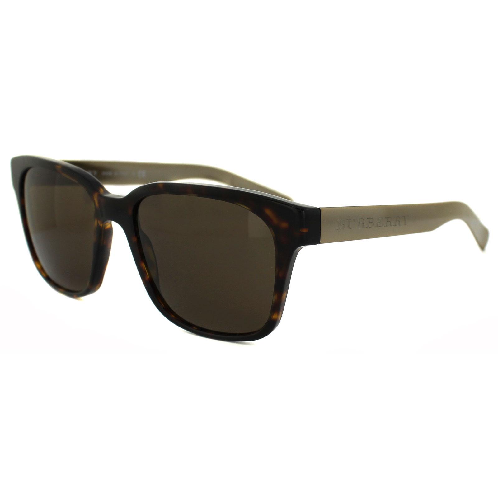 1ae78c6ff3cd Burberry Sunglasses 4148 300273 Tortoise Brown 8053672121421