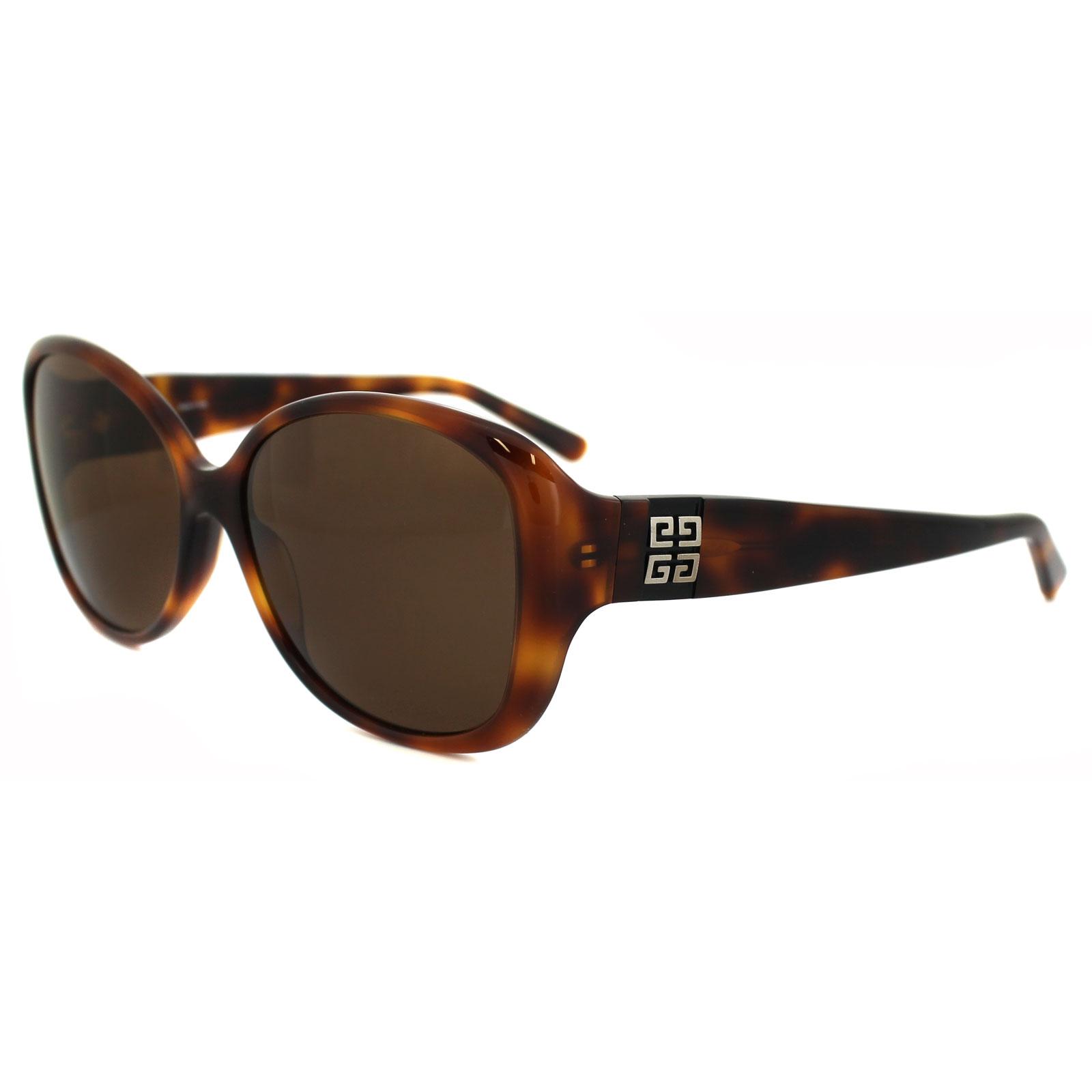 30b79a6a3 Givenchy Sunglasses SGV760 752P Havana Brown 883663448453 | eBay