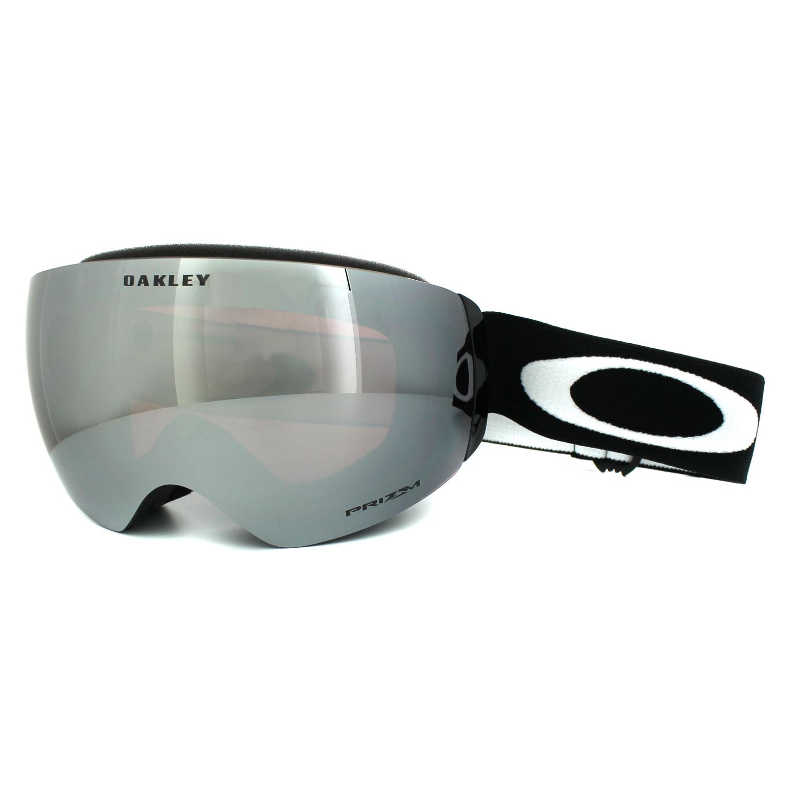 fb35a47672 Sentinel Oakley Ski Snow Goggles Flight Deck XM OO7064-21 Matt Black Prizm  Black