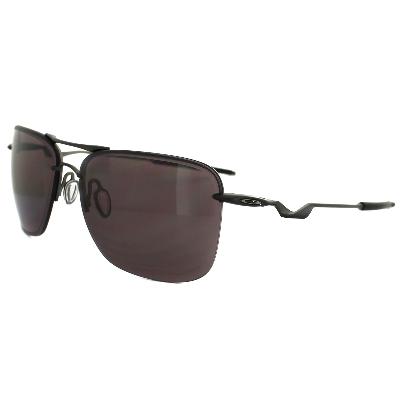 07e4a33672 Sentinel Thumbnail 1. Sentinel Oakley Sunglasses Tailhook OO4087-05 Carbon  Prizm Daily Polarized