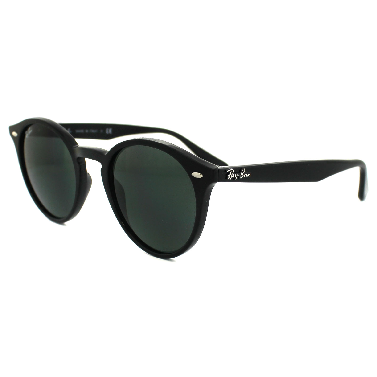 34def8b360 Ray-Ban Sunglasses 2180 601 71 Black Green 8053672358575