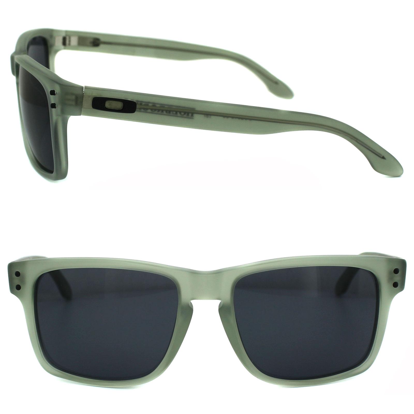 abe11ef2ea Sentinel Oakley Sunglasses Holbrook LX OO2048-05 Satin Olive Grey