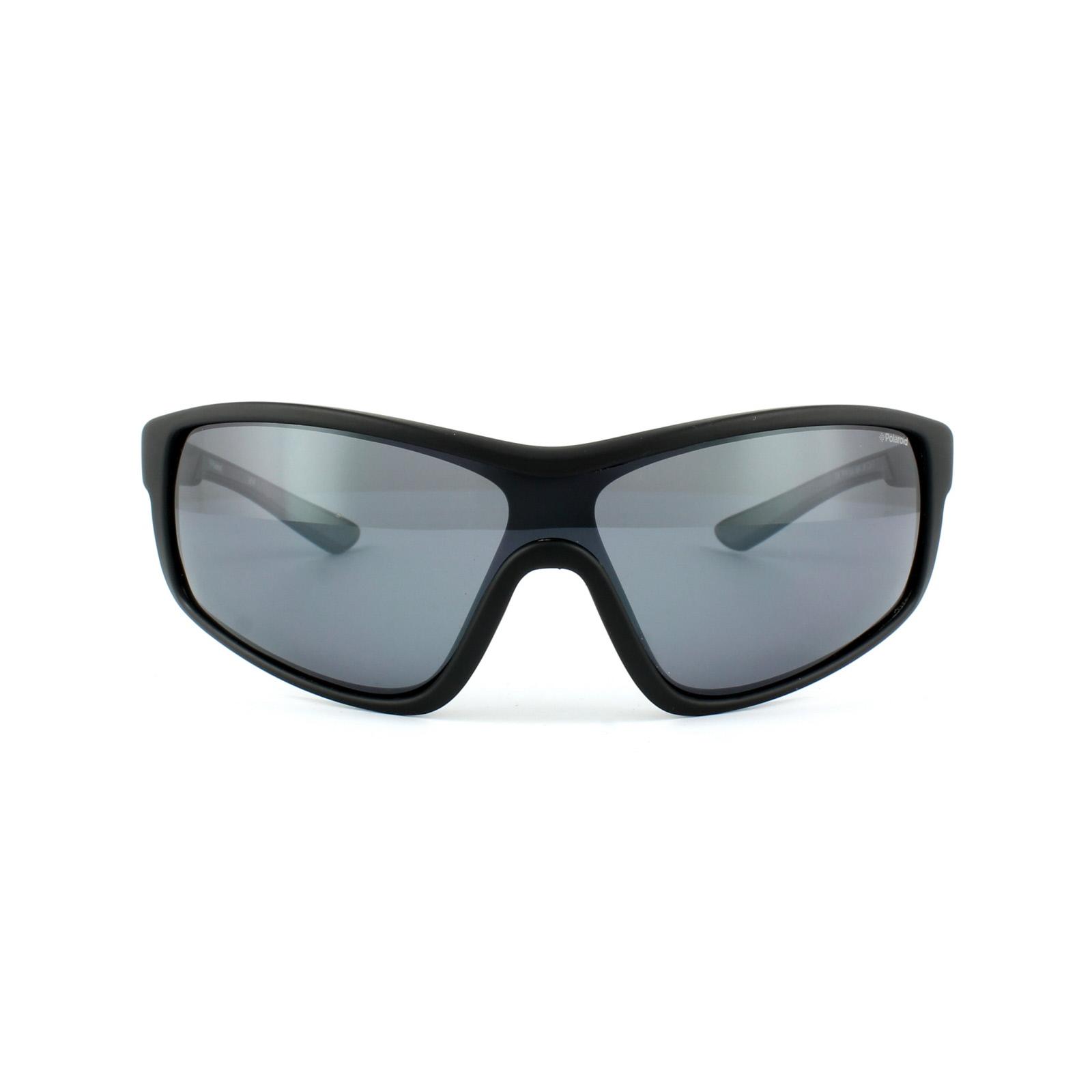 Polaroid sport gafas de sol p7415 08a jb negro gris plata for Espejo gris plata