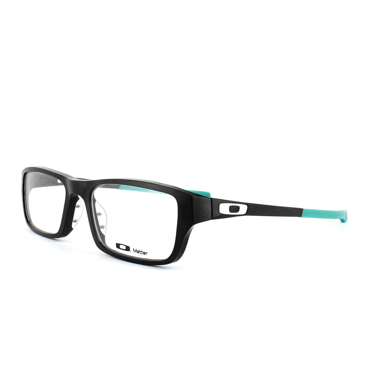 e0a623f8cb03 Oakley Glasses Frames Chamfer 8039 Ox8039 09 Black Teal