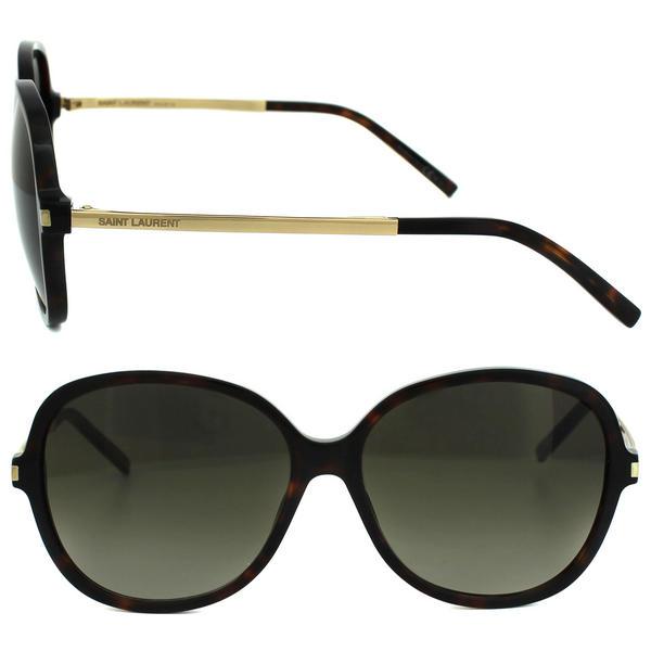 9b6c8a129f9 Saint Laurent SL 23 Sunglasses. Click on image to enlarge. Thumbnail 1  Thumbnail 1 Thumbnail 1