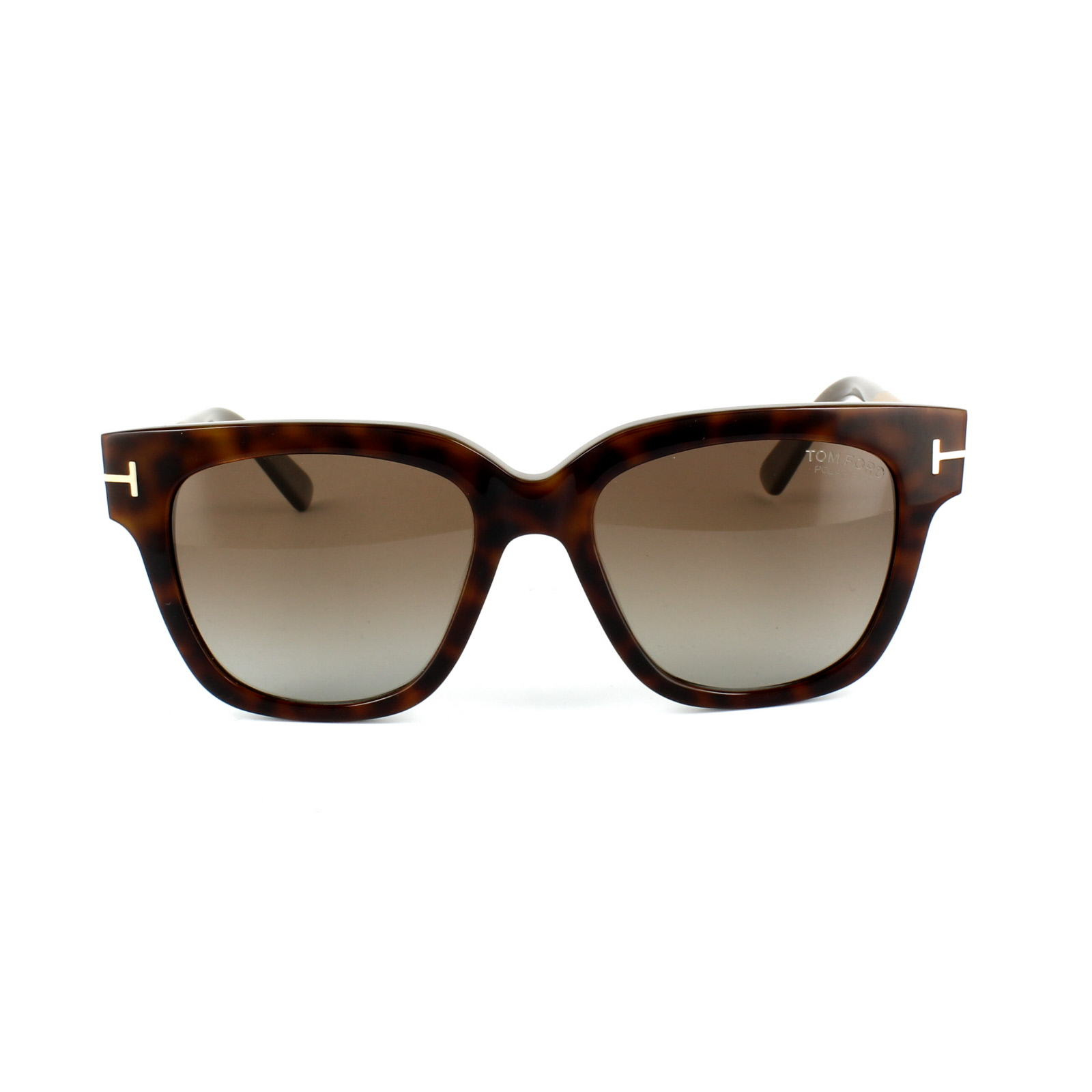 55103019e2be Sentinel Tom Ford Sunglasses 0436 TRACY 56H Havana Brown Polarized