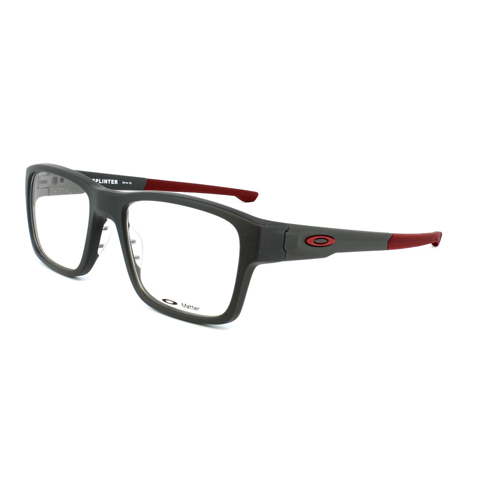 4a30c4c83e Cheap Oakley Splinter Glasses Frames - Discounted Sunglasses