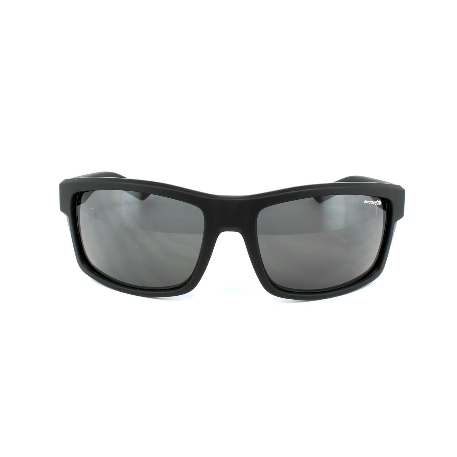 f67eed4416 Sentinel Arnette Sunglasses 4216 Corner Man 447 87 Black Dark Grey